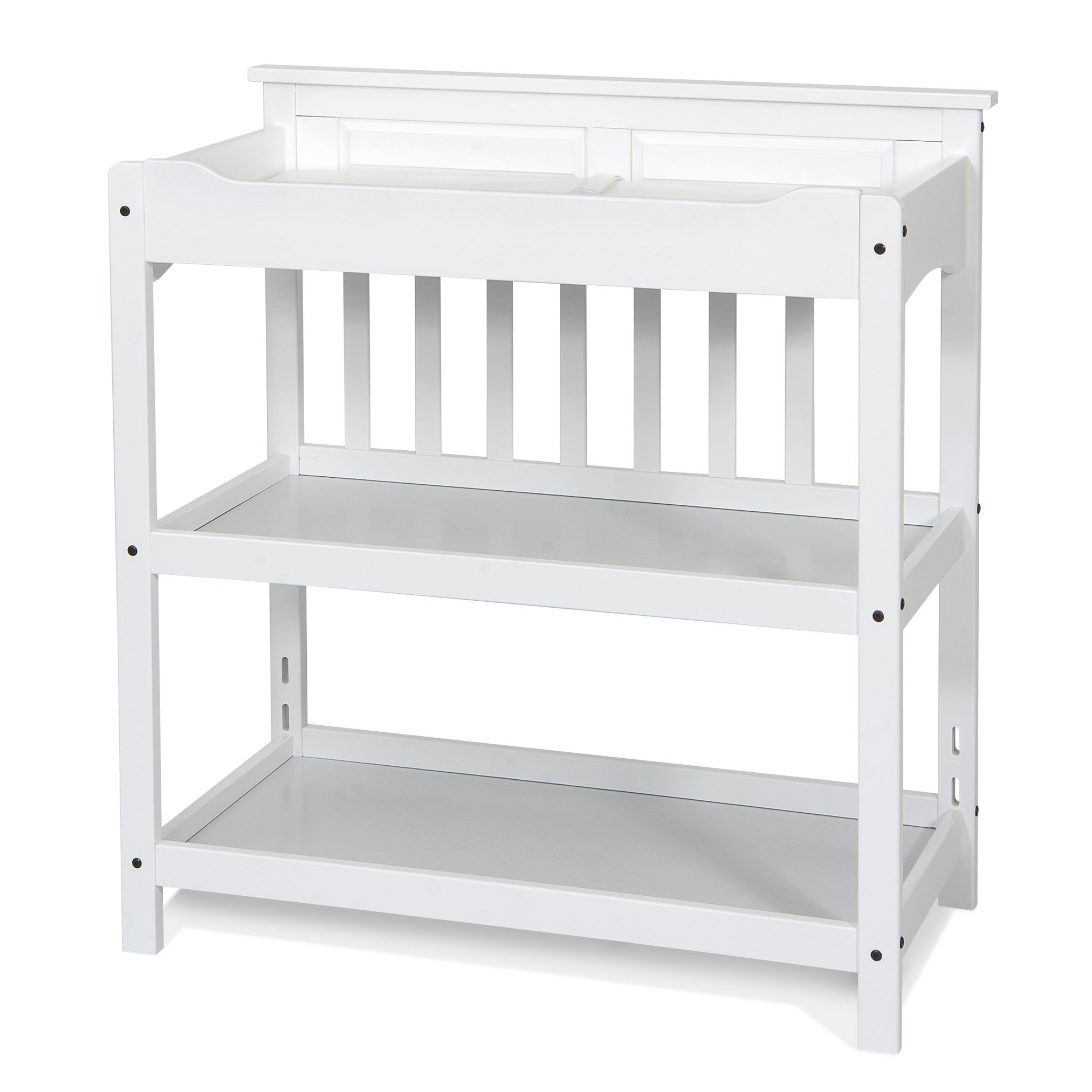 Child craft logan changing table reviews wayfair for Child craft changing table
