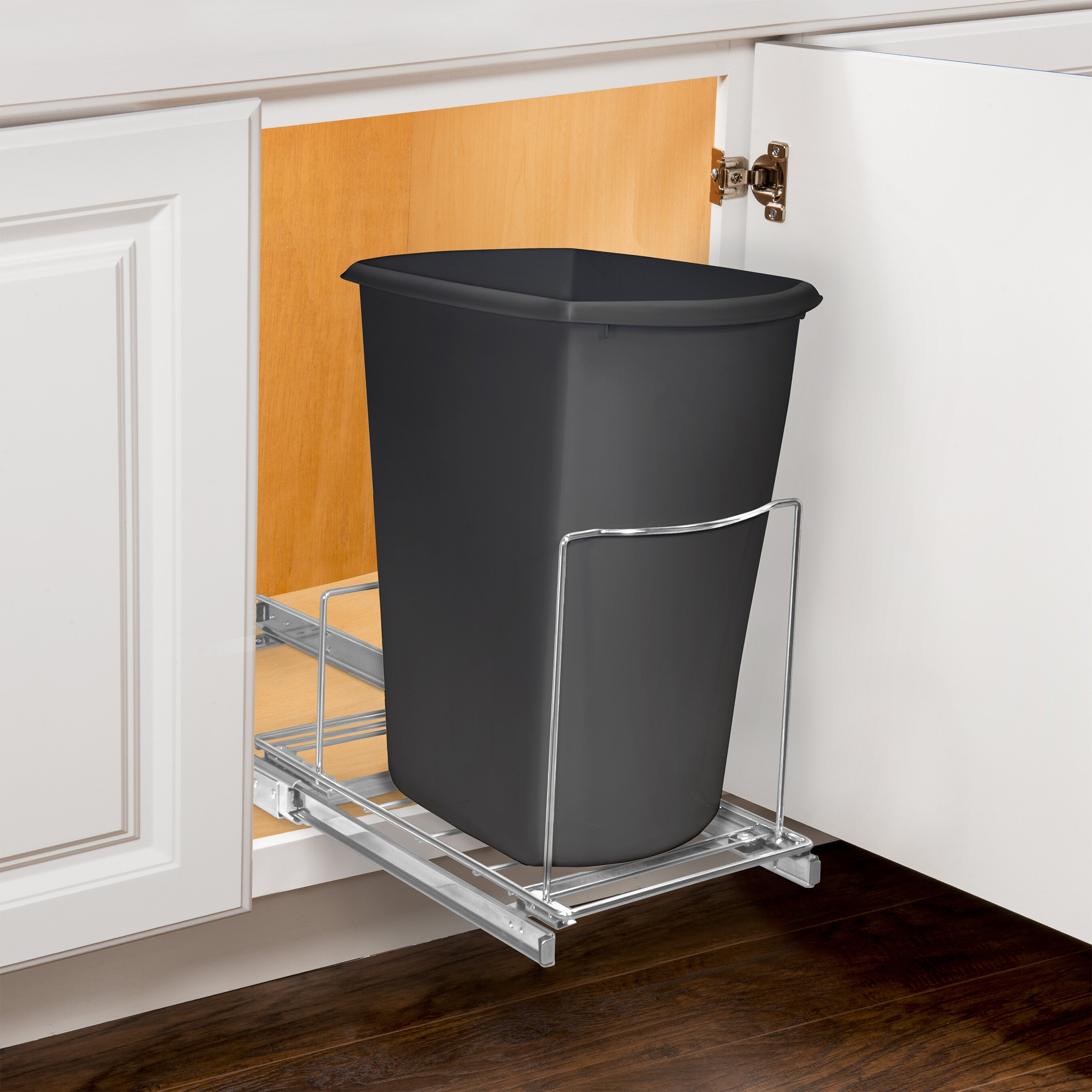 Under Cabinet Drawers: Lynk Roll Out Bin Holder