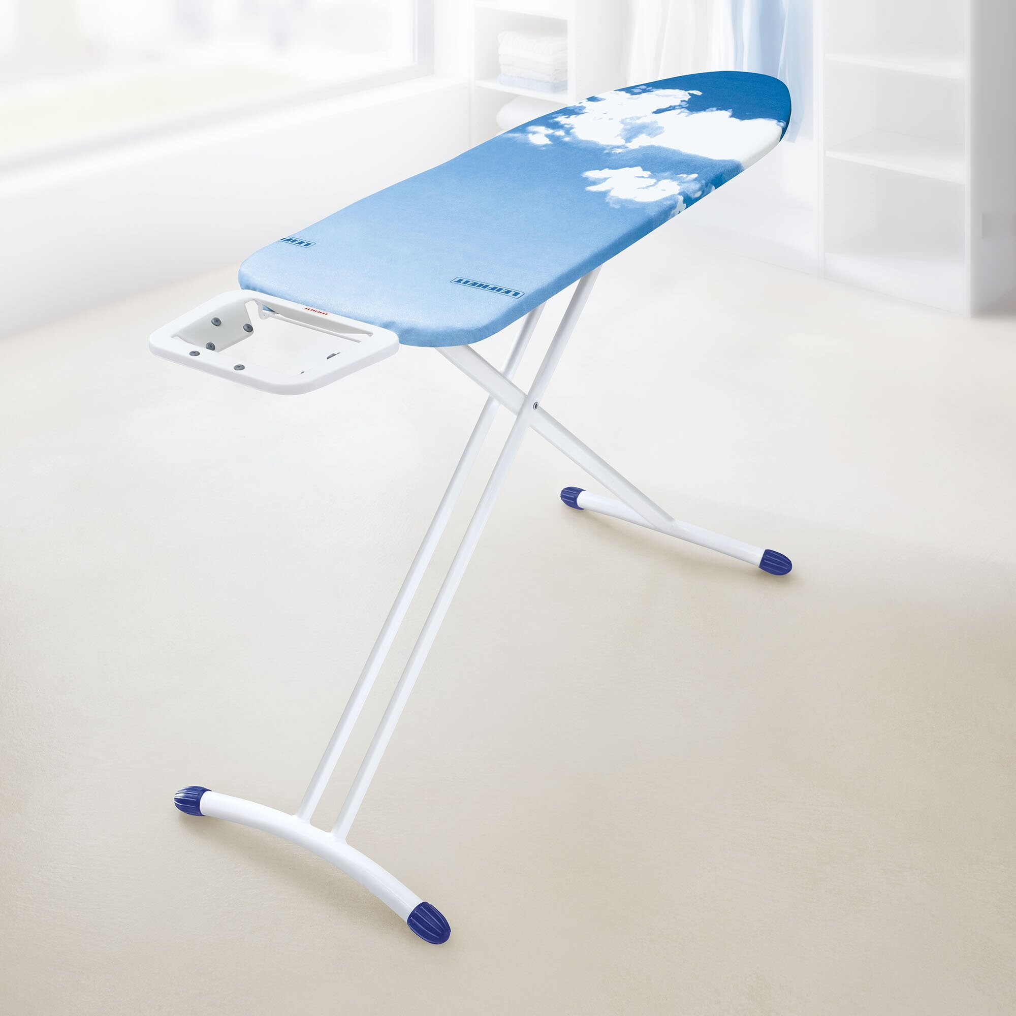 leifheit airboard premium lightweight thermo reflect ironing board reviews wayfair. Black Bedroom Furniture Sets. Home Design Ideas