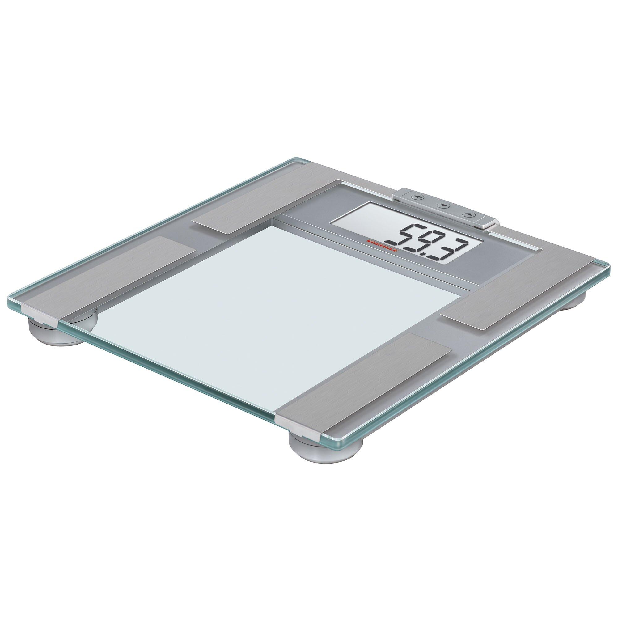 Bmi Bathroom Scale: Soehnle Body Balance Pharo 200 Precision BIA/BMI Digital