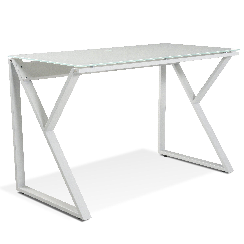 Unique furniture tribeca writing desk reviews wayfair for Unusual writing desks