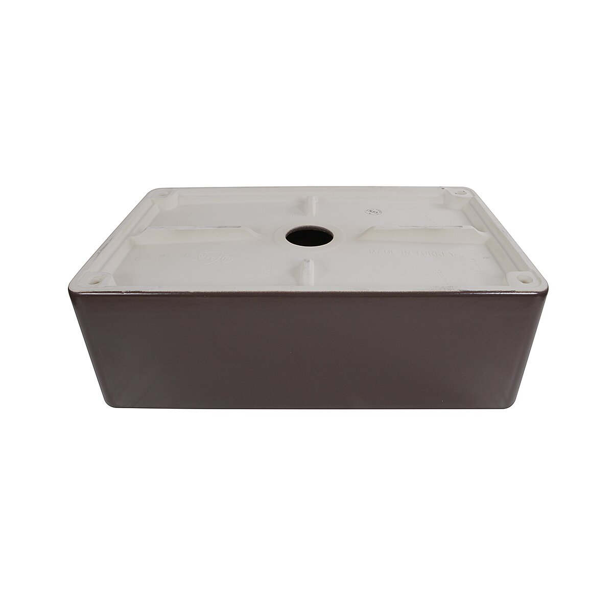 nantucket sinks cape 30 25 quot x 18 quot kitchen sink wayfair ca