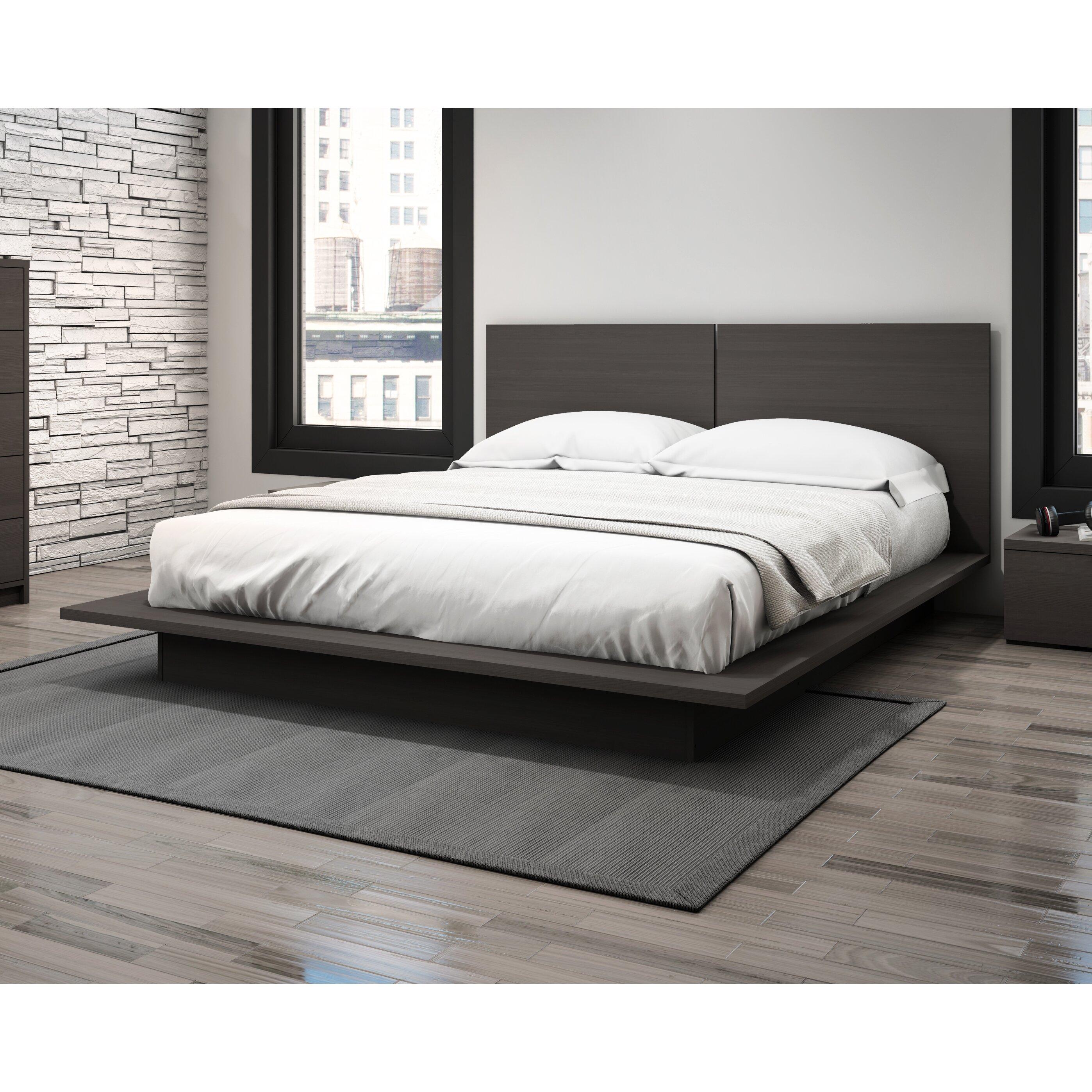 Modena Queen Platform Bed By Stellar Home