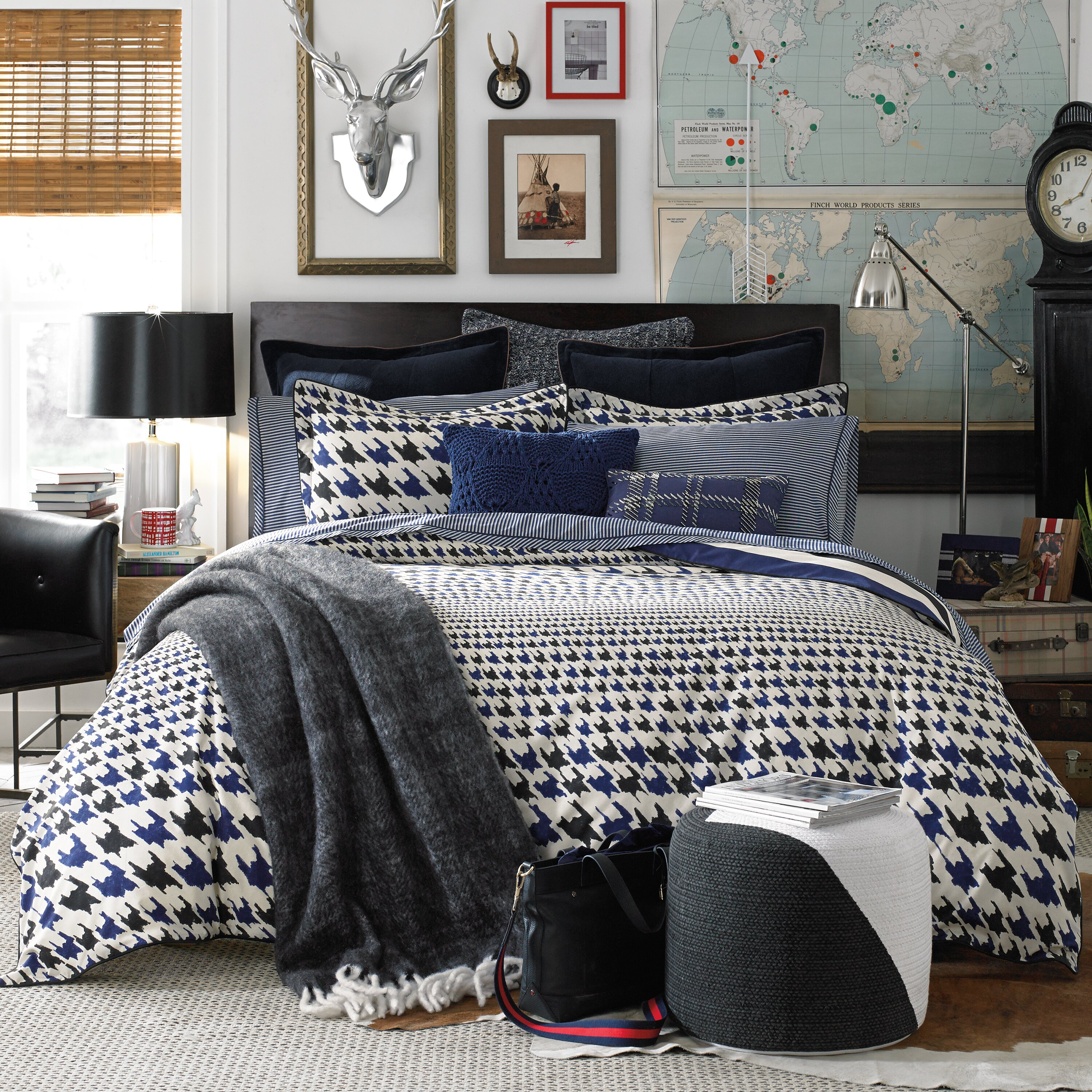 Tommy Hilfiger Hampshire Bedding Collection Reviews