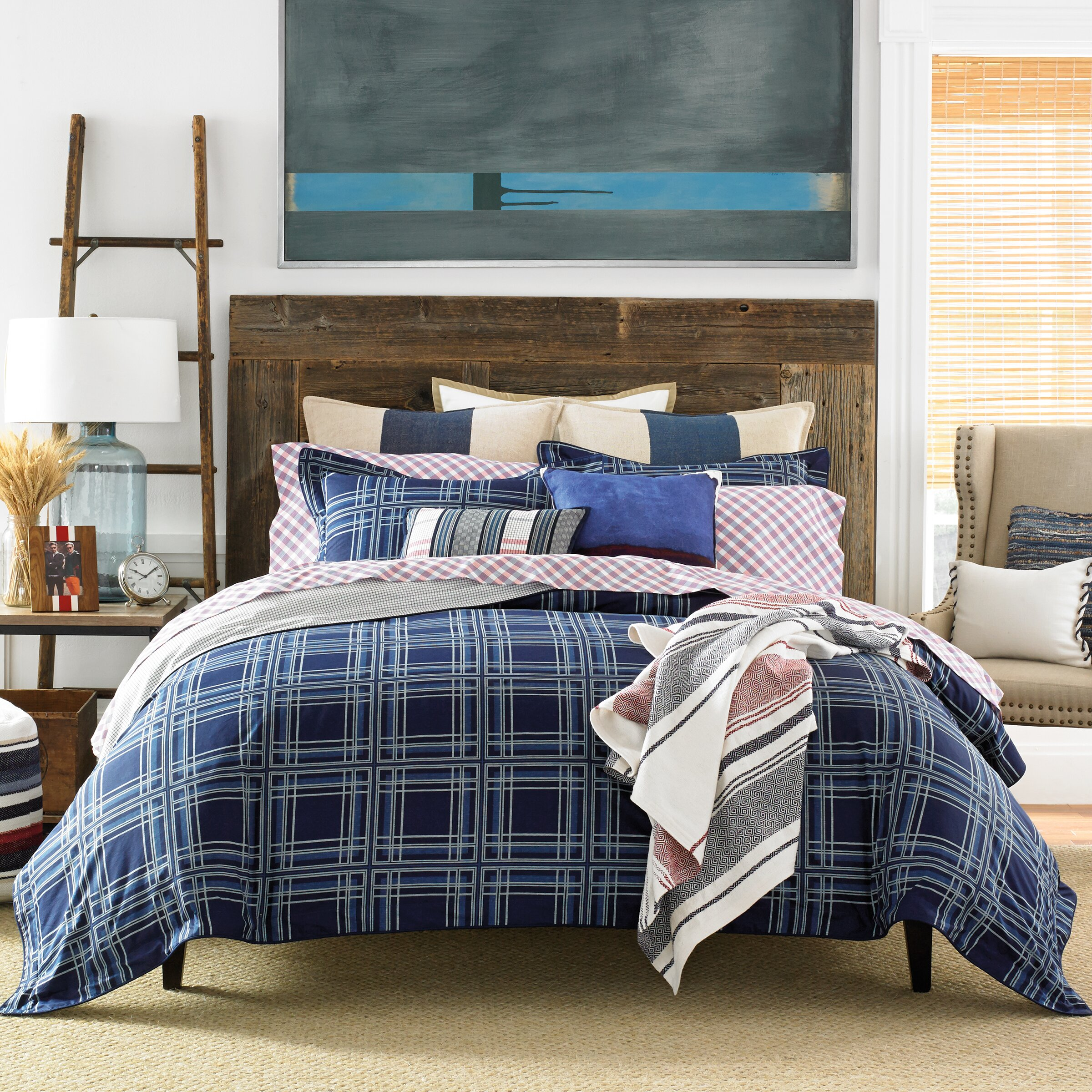 Tommy Hilfiger Comforter Set Reviews Wayfair