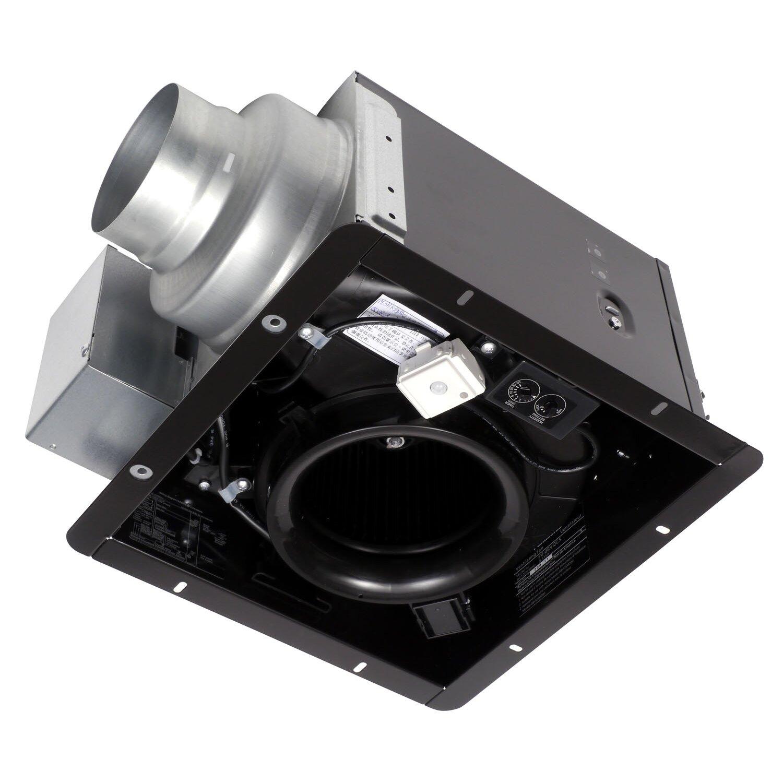 Panasonic Whisper Sense 80 CFM Energy Star Dual Bathroom Fan Reviews