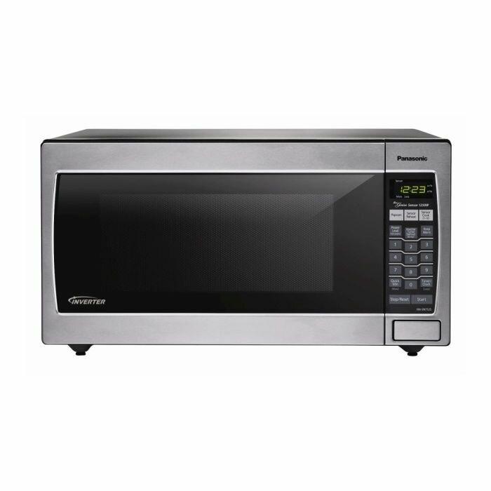 Countertop Microwave 2 Cu Ft : Panasonic 2.2 Cu. Ft. 1250W Countertop Microwave & Reviews Wayfair