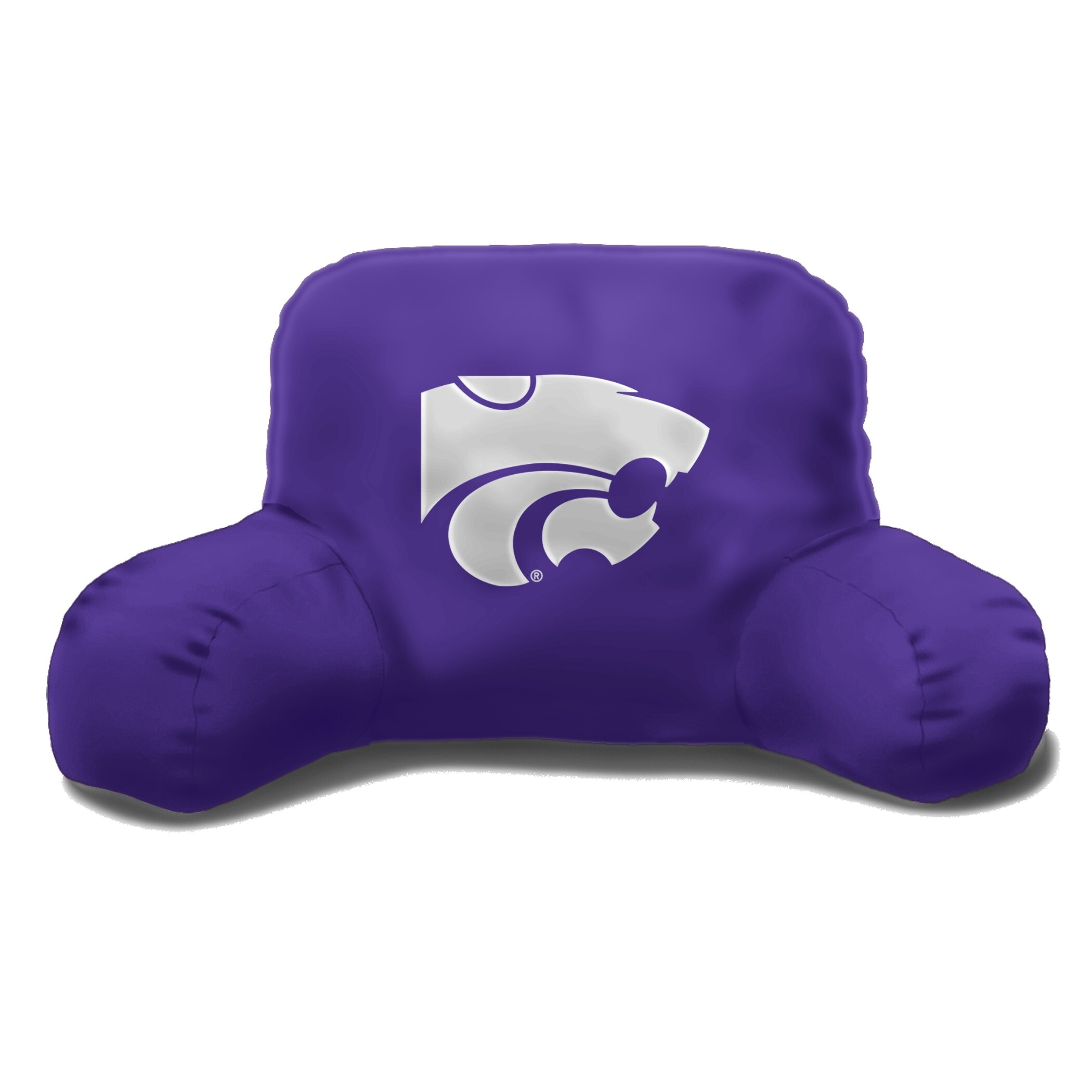 northwest co college ncaa kansas state bed rest pillow