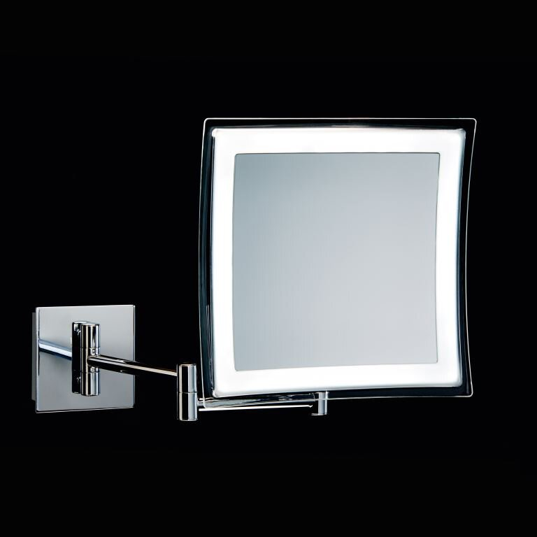 WS Bath Collections Spiegel Hard Wired Makeup Mirror & Reviews Wayfair