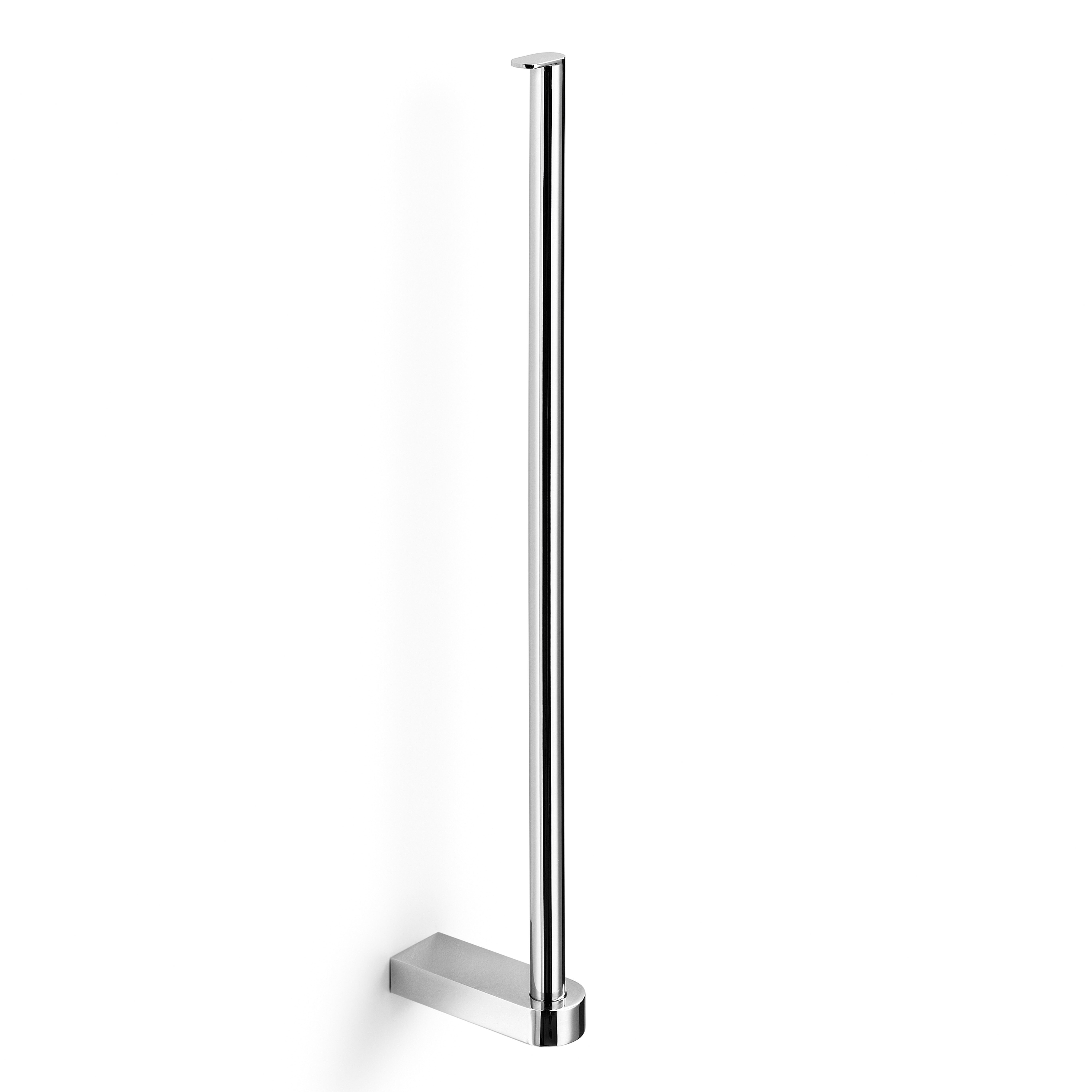 ws bath collections muci wall mounted vertical toilet paper holder reviews wayfair. Black Bedroom Furniture Sets. Home Design Ideas
