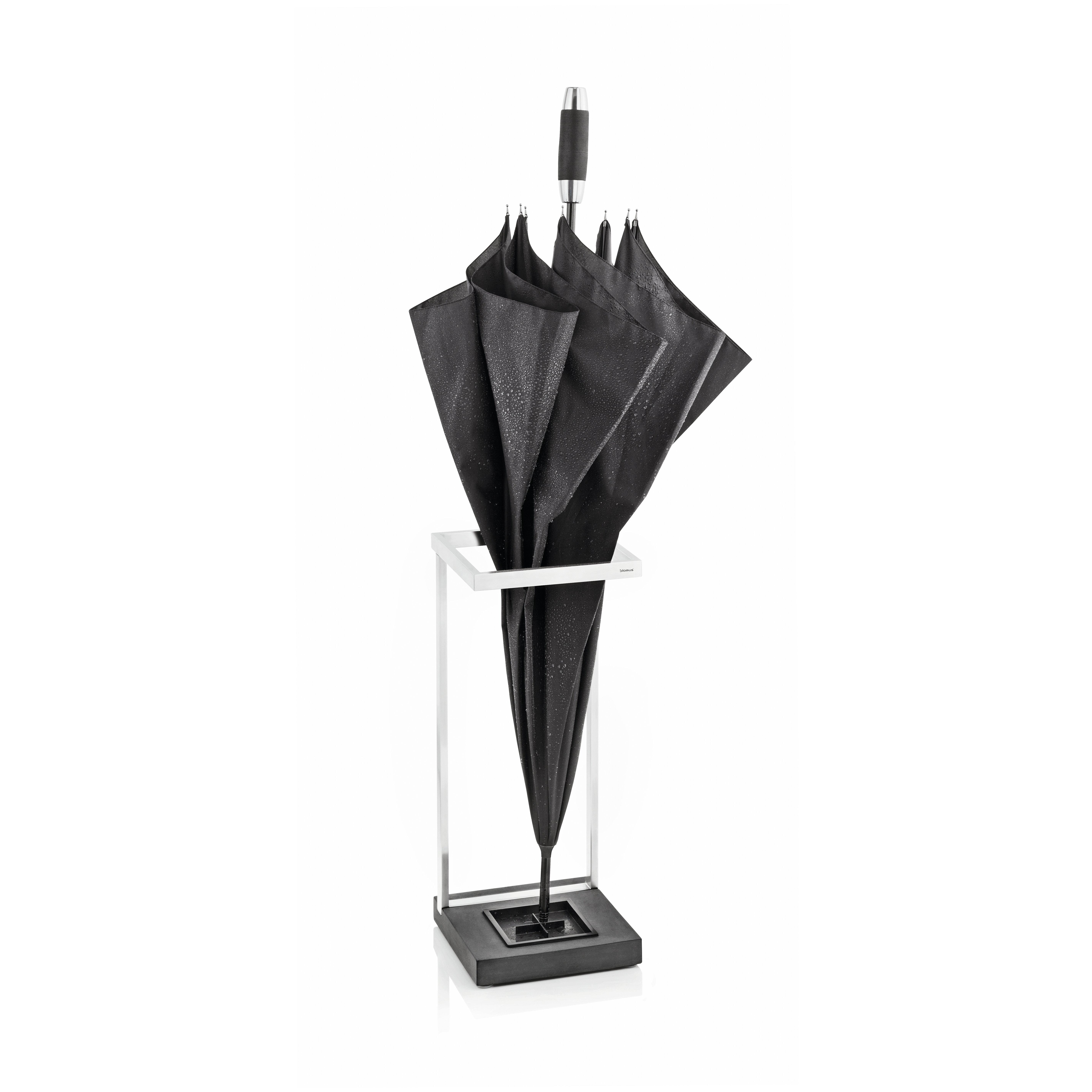 Umbrella Stand Next: Blomus Menotto Umbrella Stand & Reviews