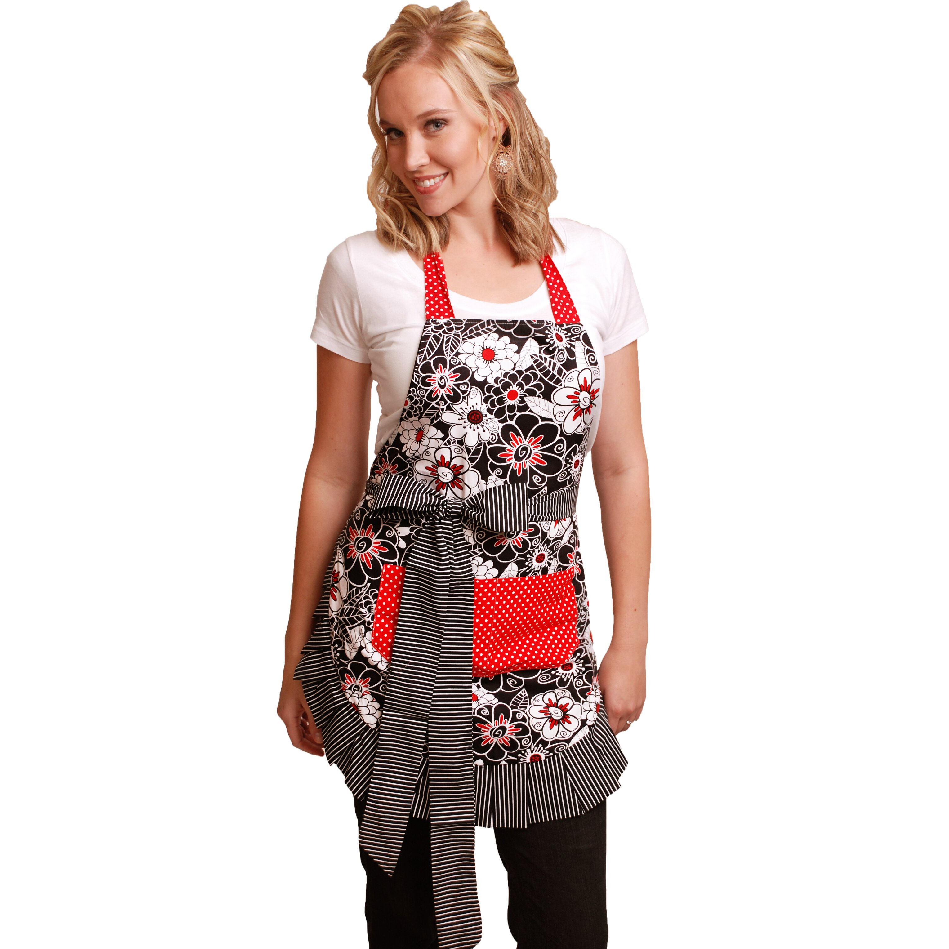 This is an awesome apron tutorial