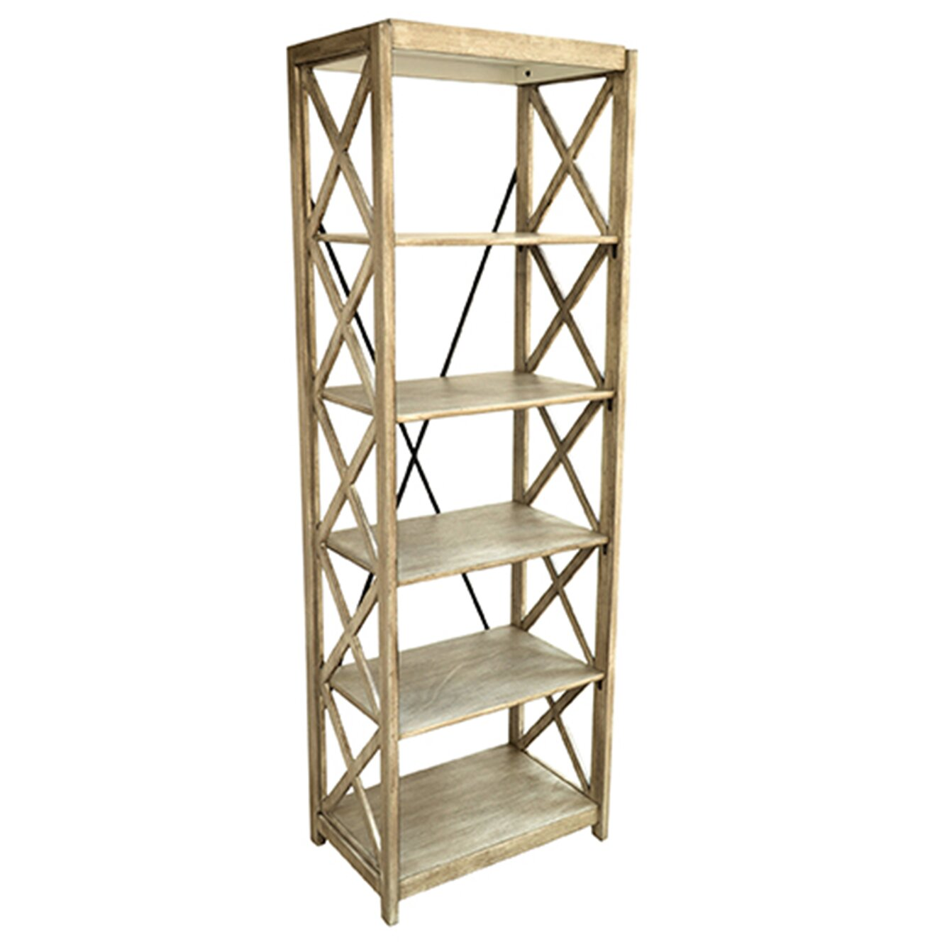 crestview brookline tall 72 etagere bookcase reviews. Black Bedroom Furniture Sets. Home Design Ideas