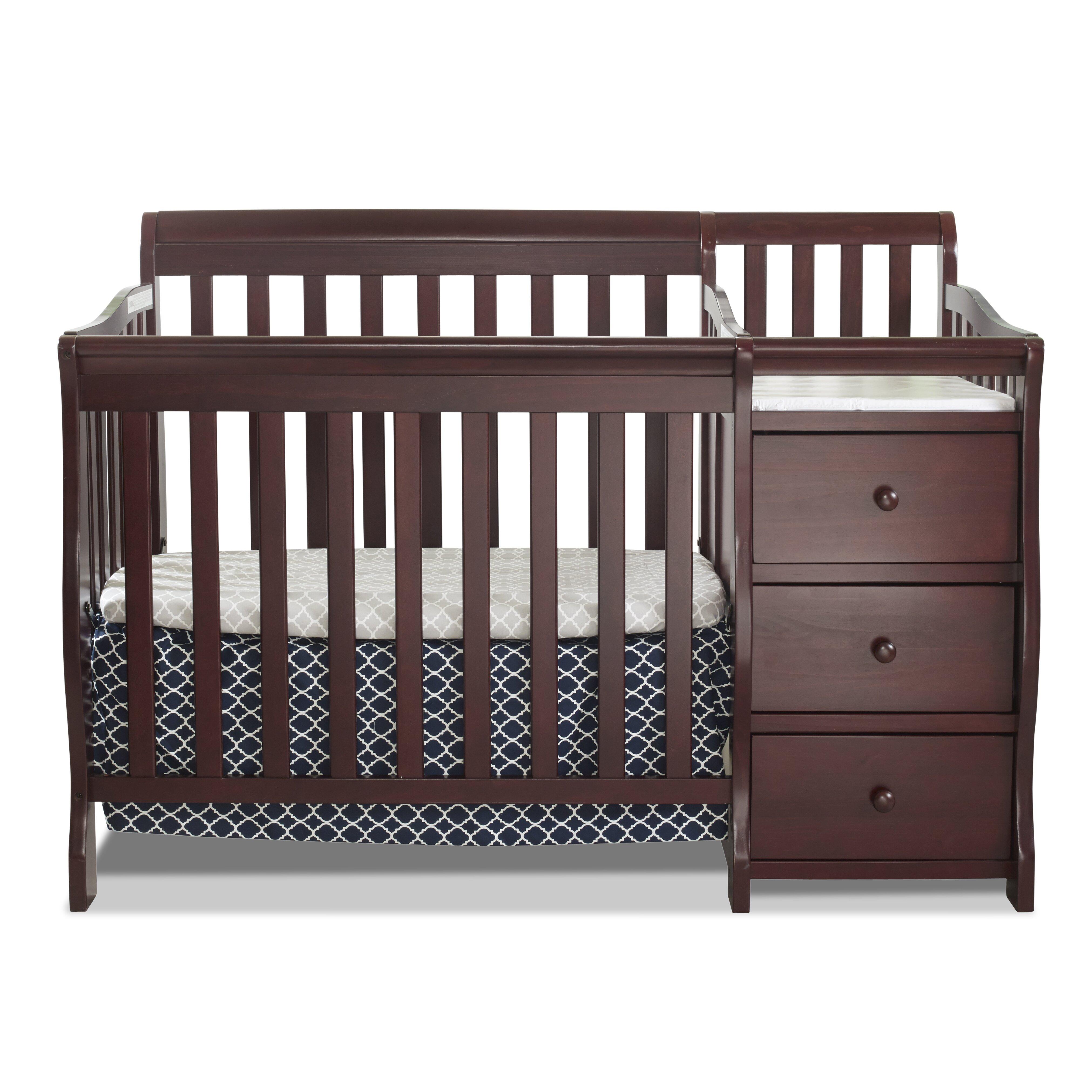 Crib Mini Babyletto Origami Mini Crib Lagooon Babyswag