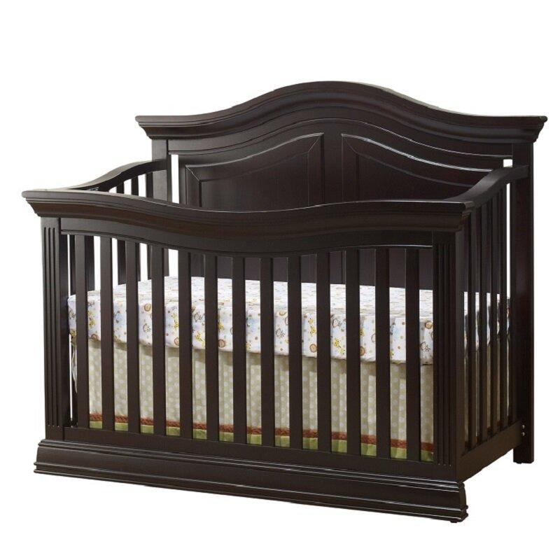 Sorelle Providence 4 In 1 Convertible Crib Wayfair