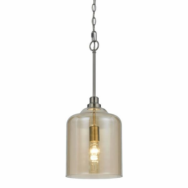 af lighting vision elements 1 light inverted pendant wayfair