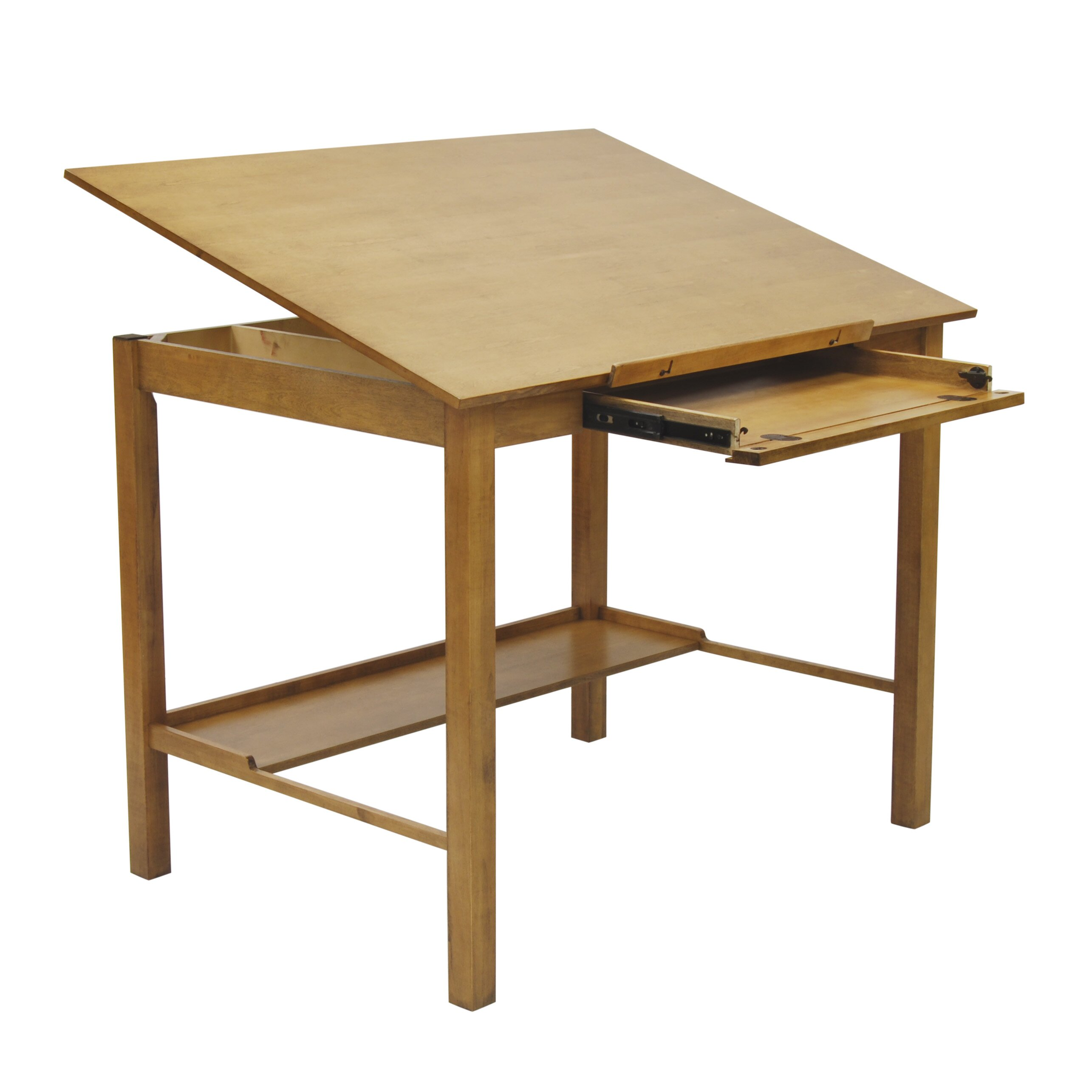 Studio designs americana drafting table reviews wayfair - Drafting table designs ...