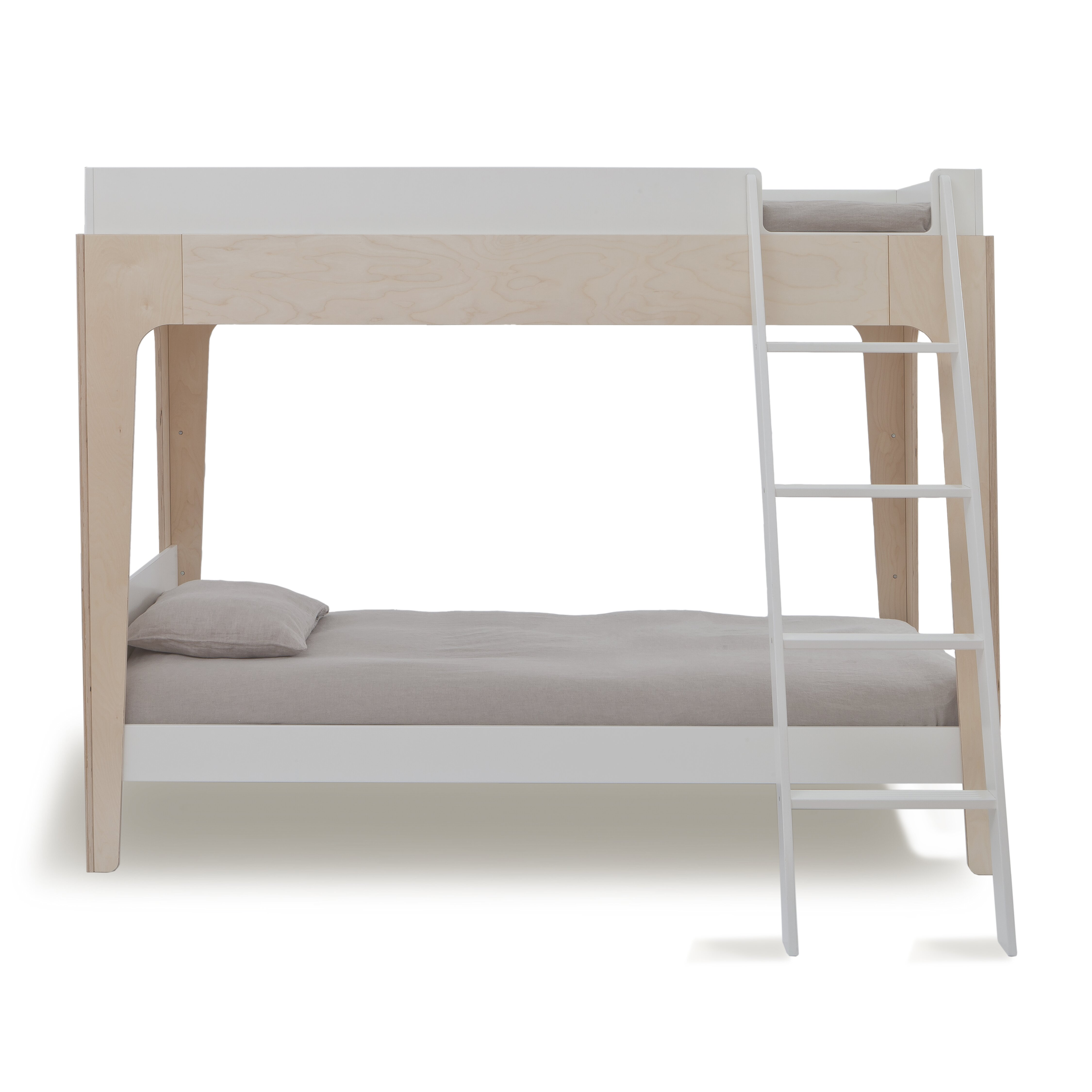 Oeuf Perch Twin Bunk Bed Reviews AllModern