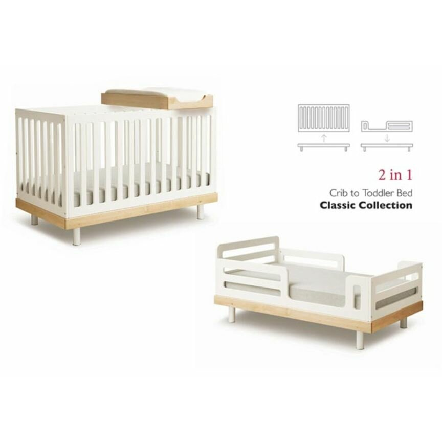 Oeuf Classic Toddler Bed Conversion Kit Amp Reviews