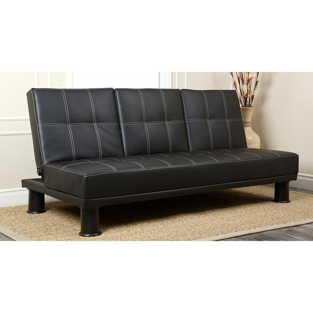 Sofa Sleeper Reviews Wayfair Custom Upholstery Casey  : Abbyson Living Hamilton Convertible Sofa YG L111 BLK from www.honansantiques.com size 1000 x 1000 jpeg 134kB