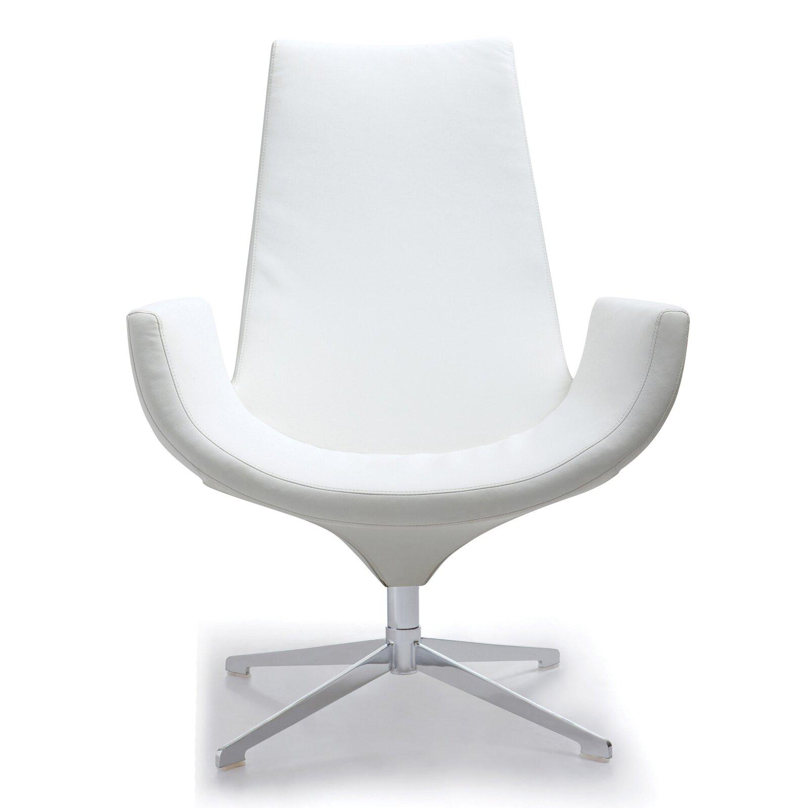 Bellini modern living isabella accent chair wayfair