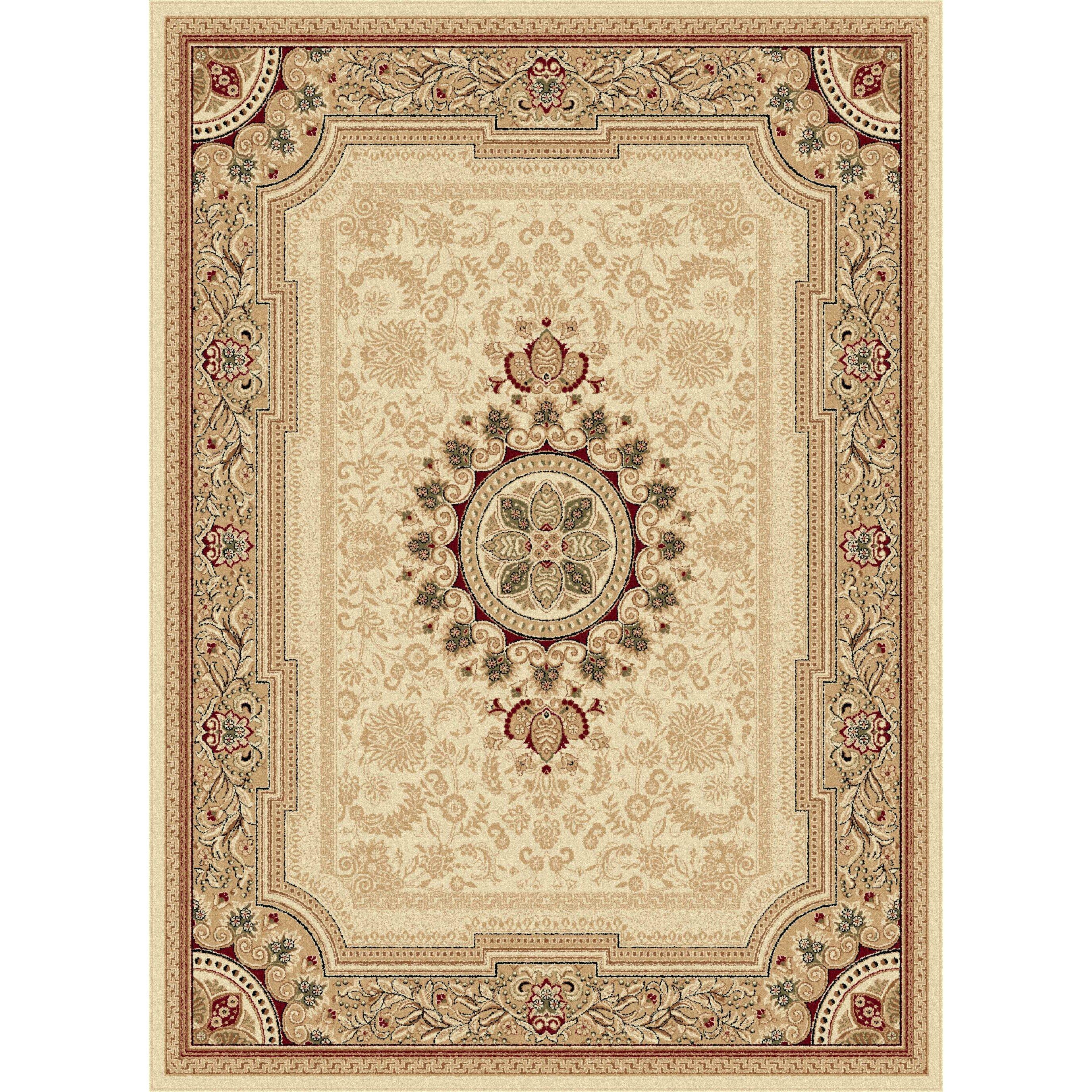 Area Rug Persian 9x12 Oriental Carpet Ivory Wool: TayseRugs Sensation Ivory Oriental Rug & Reviews