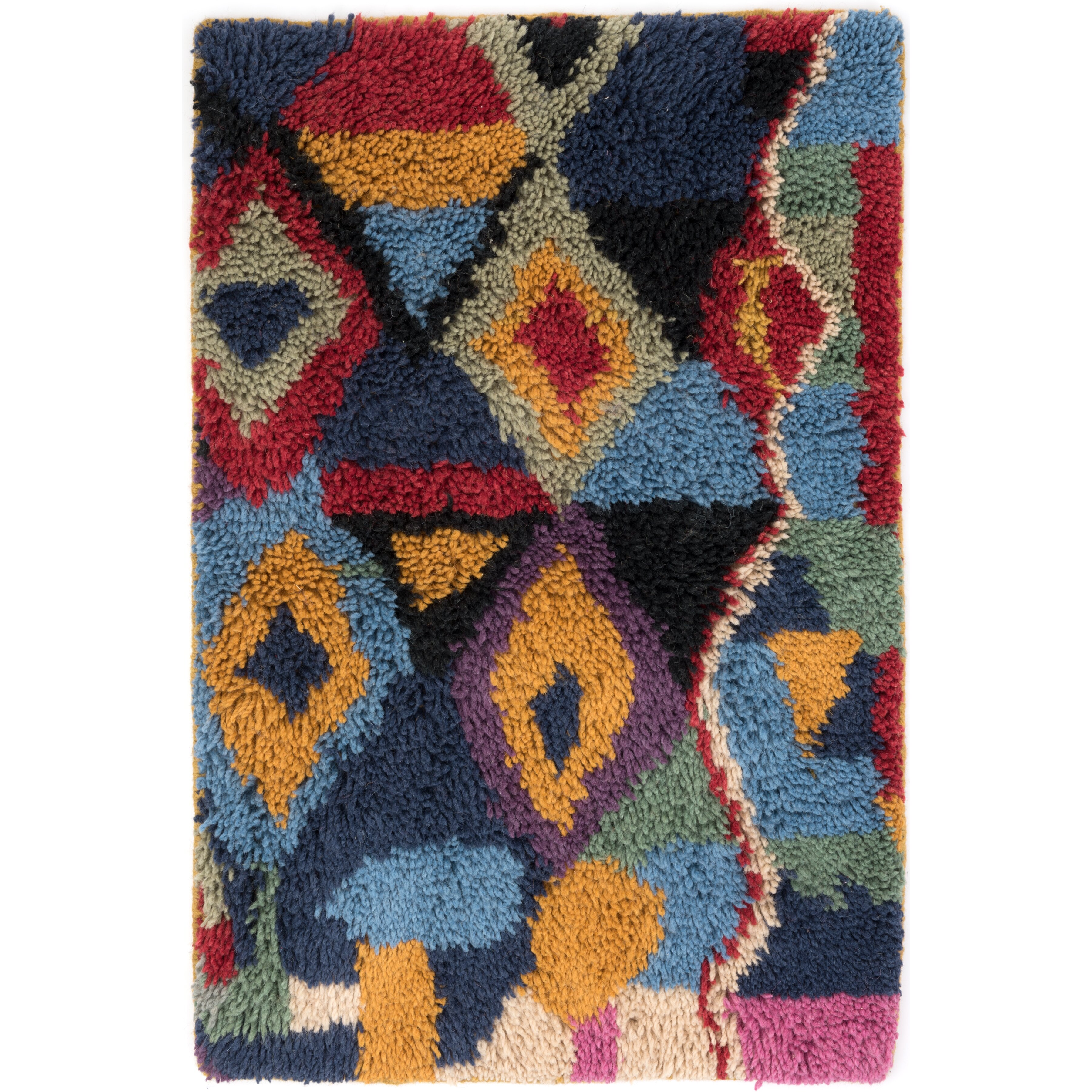 Throw Rugs Secure: Dash And Albert Rugs Hand Knotted Area Rug