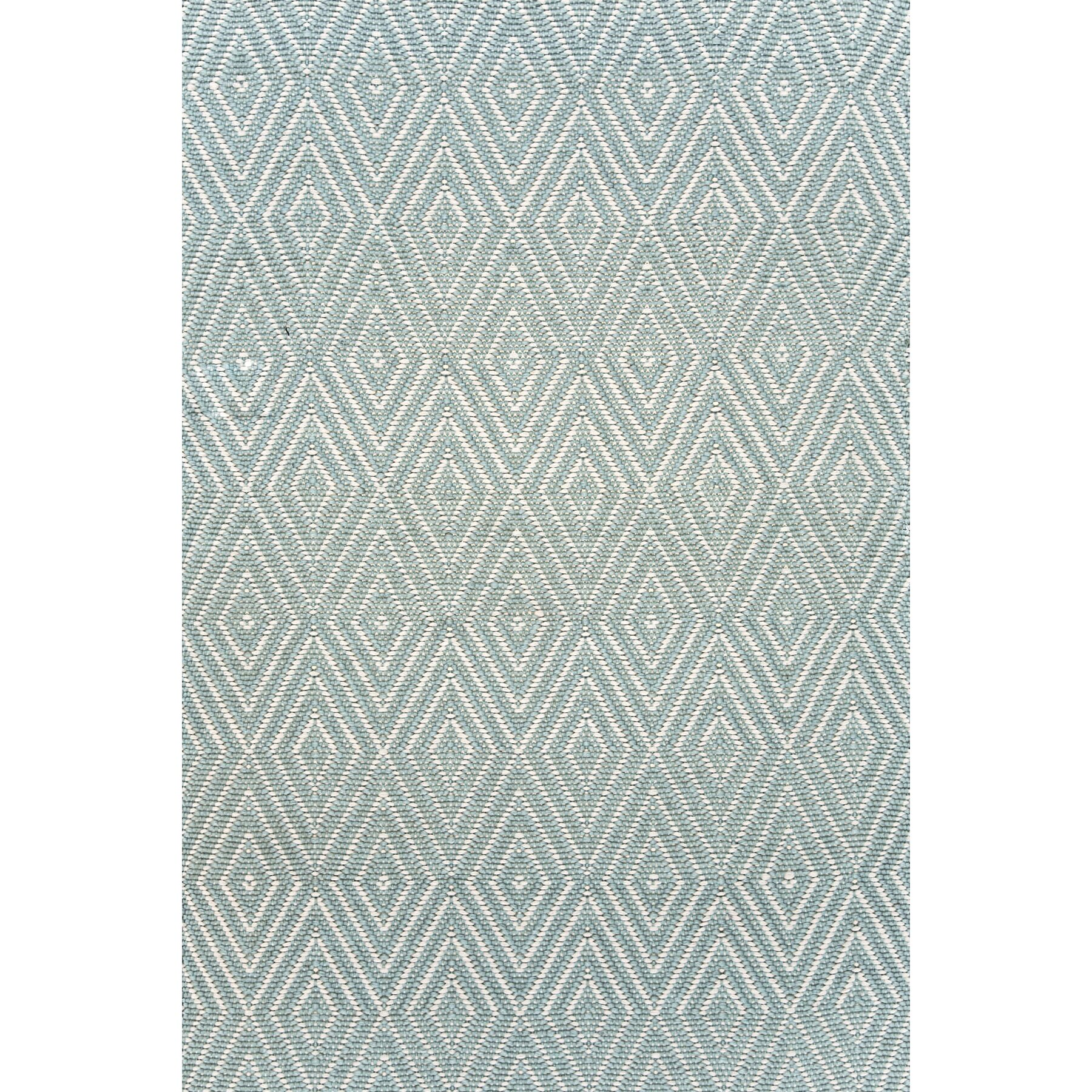 Dash and albert rugs diamond hand woven blue indoor for Woven vinyl outdoor rugs