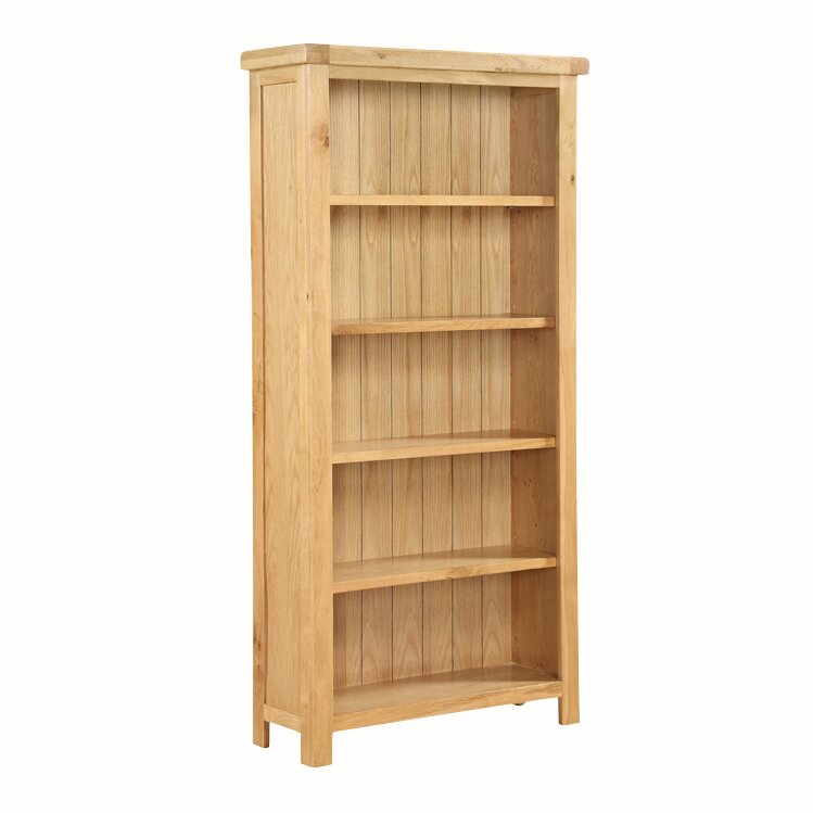 Homestead living tall wide cm standard bookcase