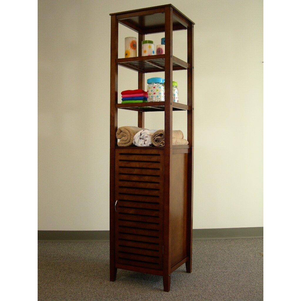 bathroom linen cabinet tower seattle