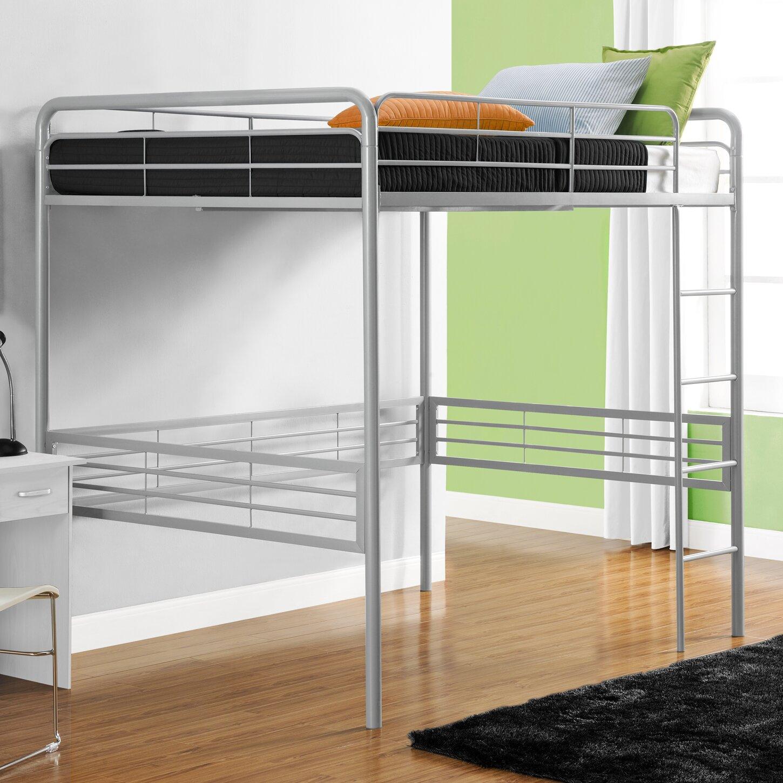 Dhp Full Loft Bed Amp Reviews Wayfair