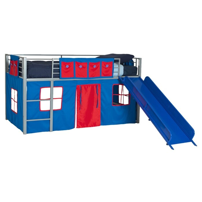 Dhp Curtain Set For Loft Bed Amp Reviews Wayfair
