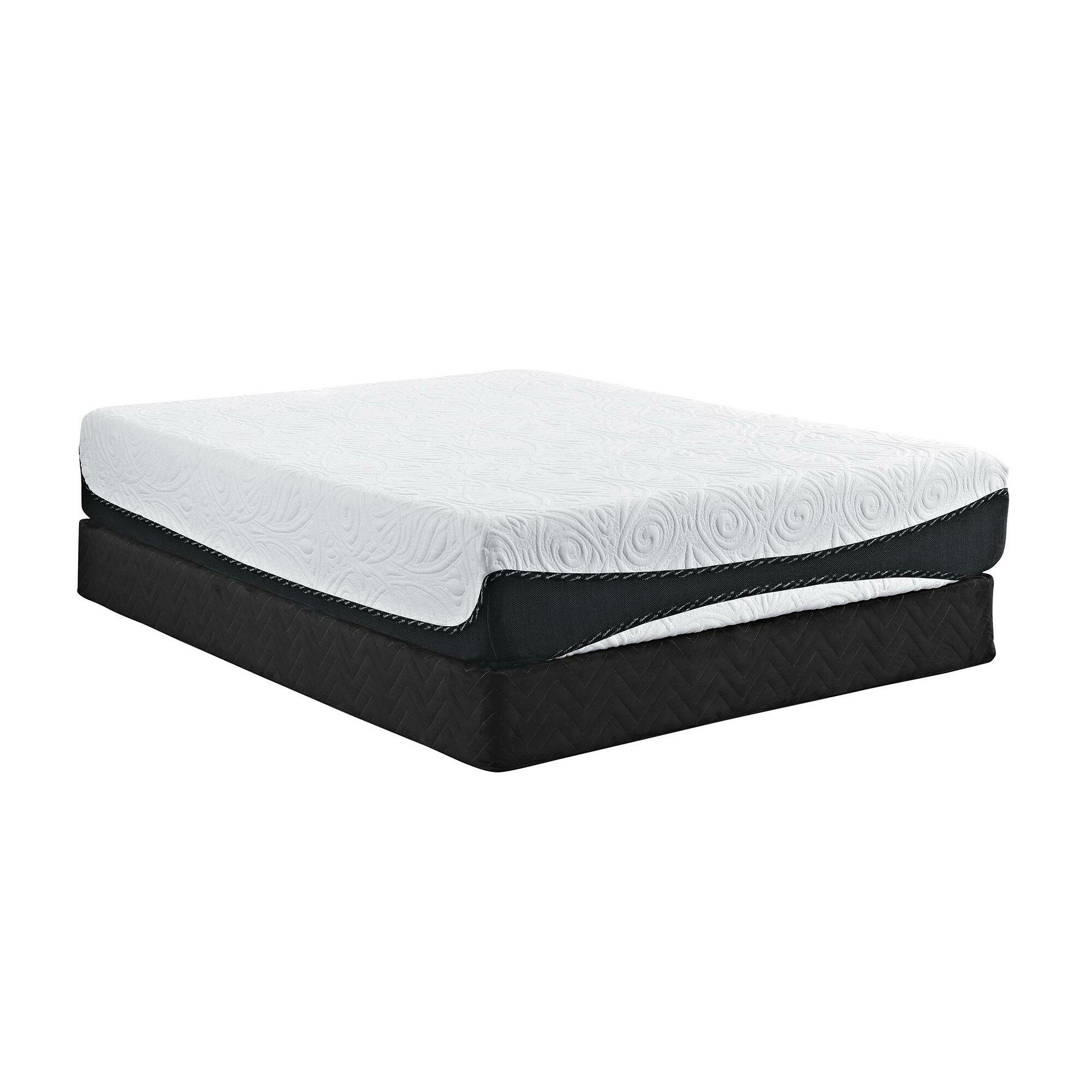 Dhp Signature Sleep 12 Quot Gel Memory Foam Mattress Amp Reviews
