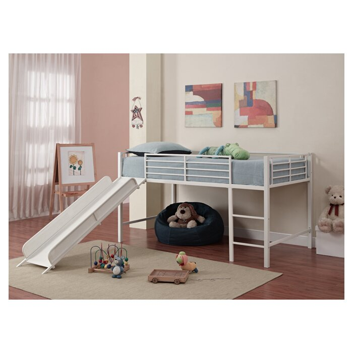 Dhp Junior Twin Low Loft Bed Reviews Wayfair