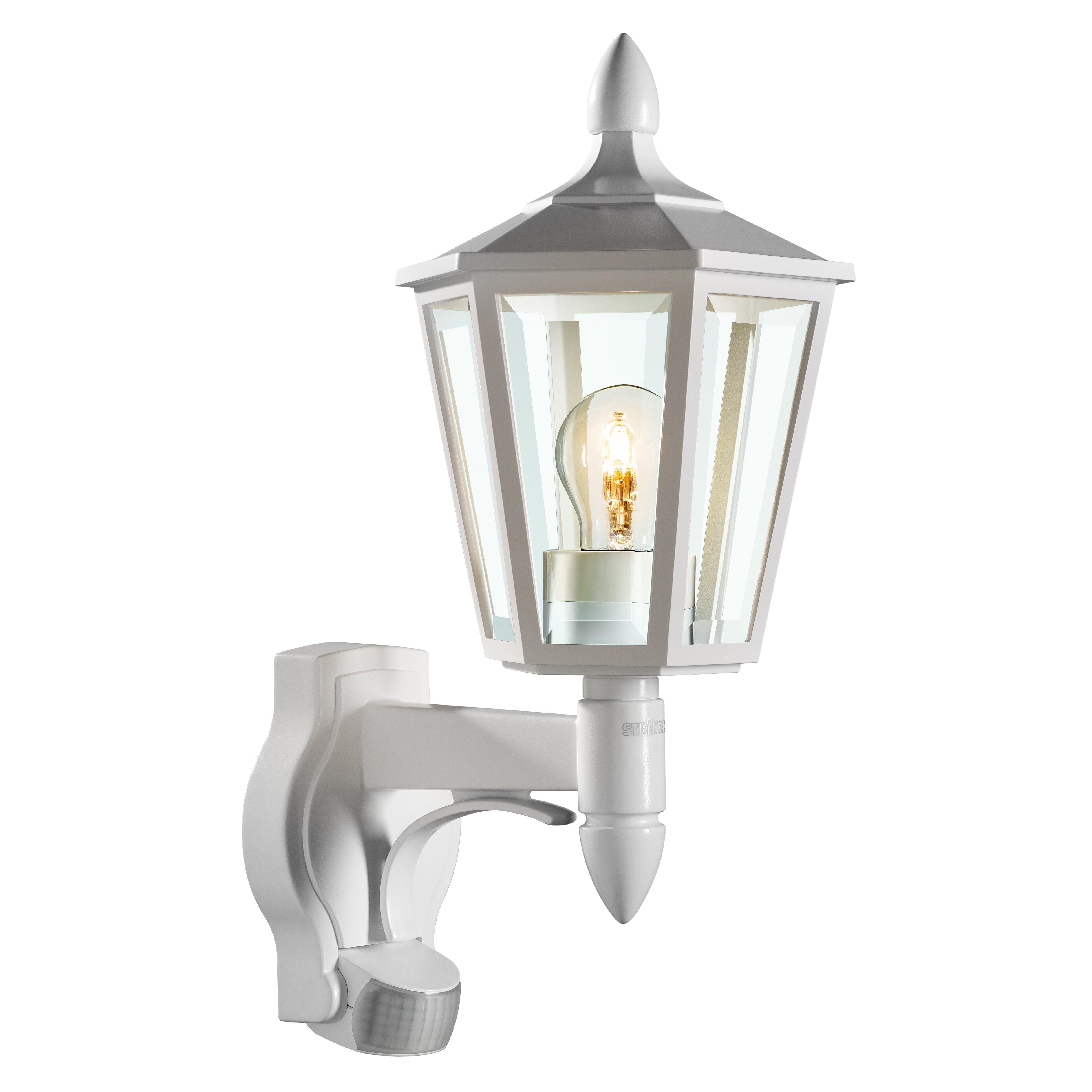 Steinel 1 Light Outdoor Wall Lantern & Reviews Wayfair UK