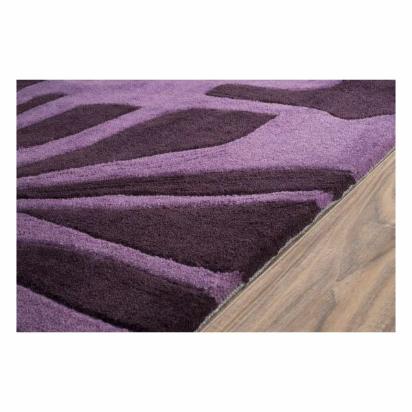 Xl Purple Rug: NuLOOM Barcelona Purple Flower Burst Area Rug & Reviews
