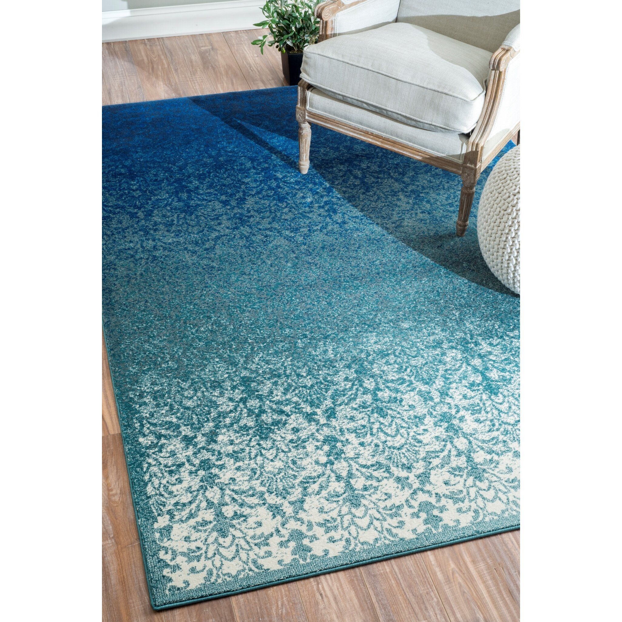 Nuloom crandall turquoise area rug reviews wayfair for Where can i buy area rugs