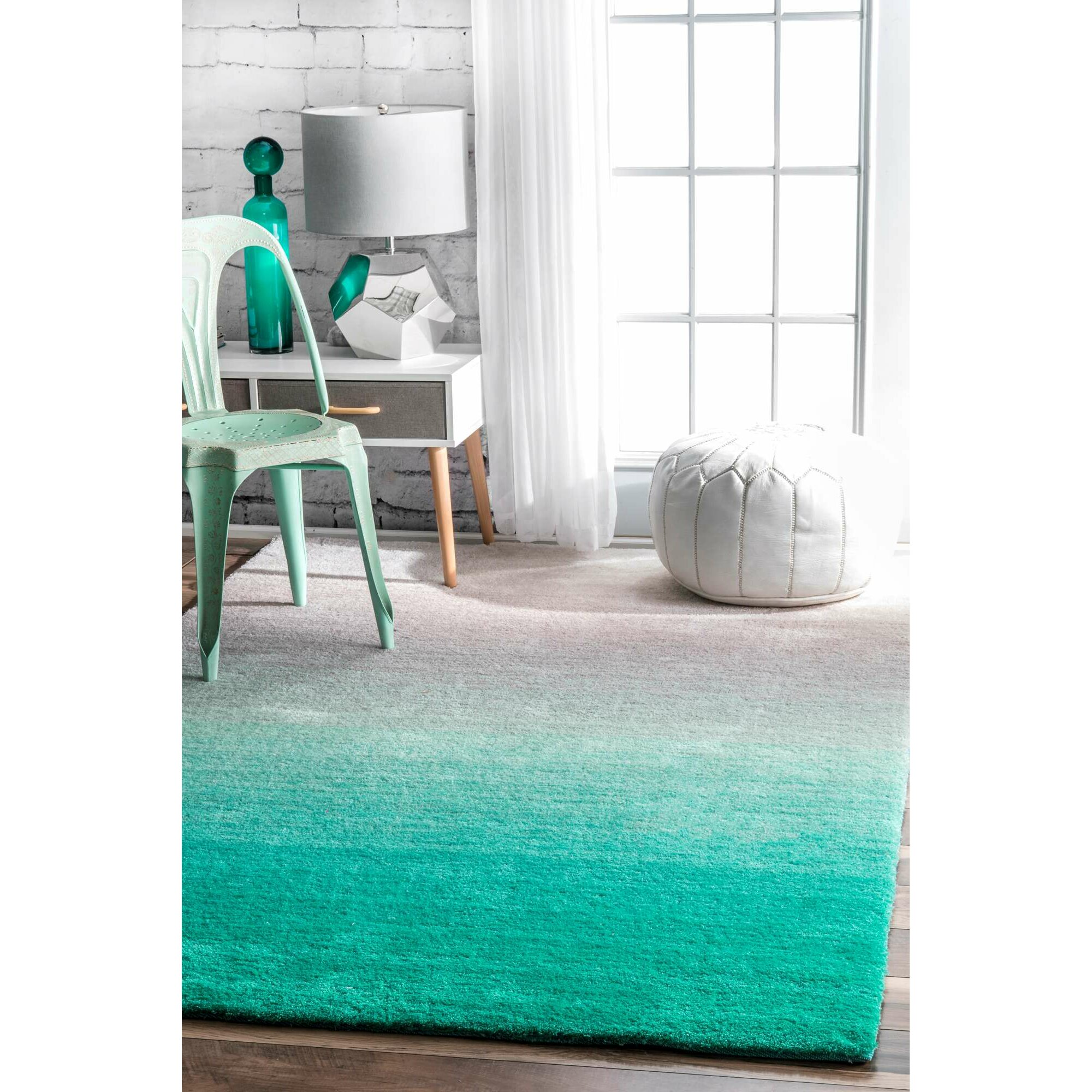Nuloom Crandall Turquoise Area Rug Reviews: NuLOOM Sivir Turquoise Area Rug & Reviews