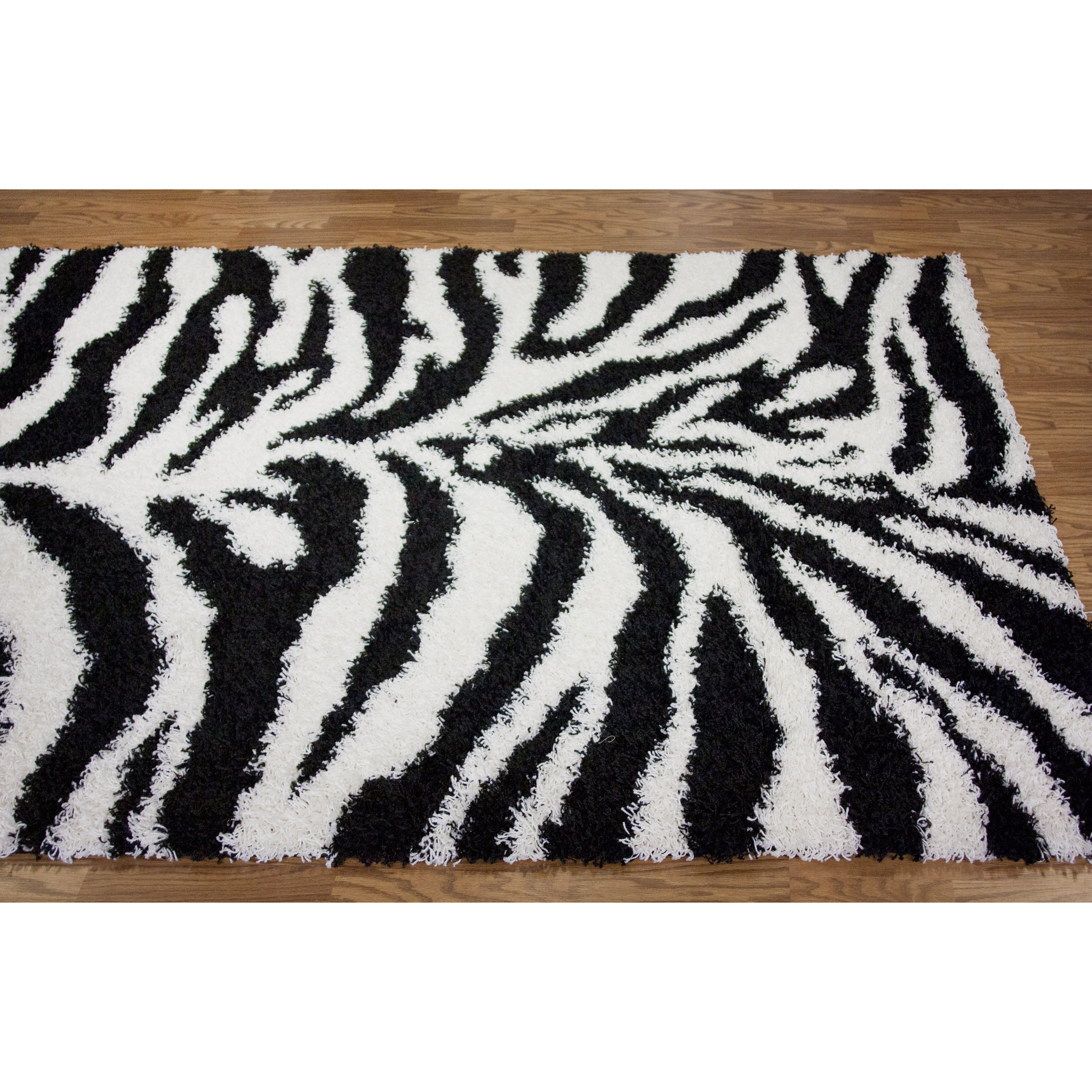 Black And White Area Rugs Colonial Mills Tr89r Stripe It