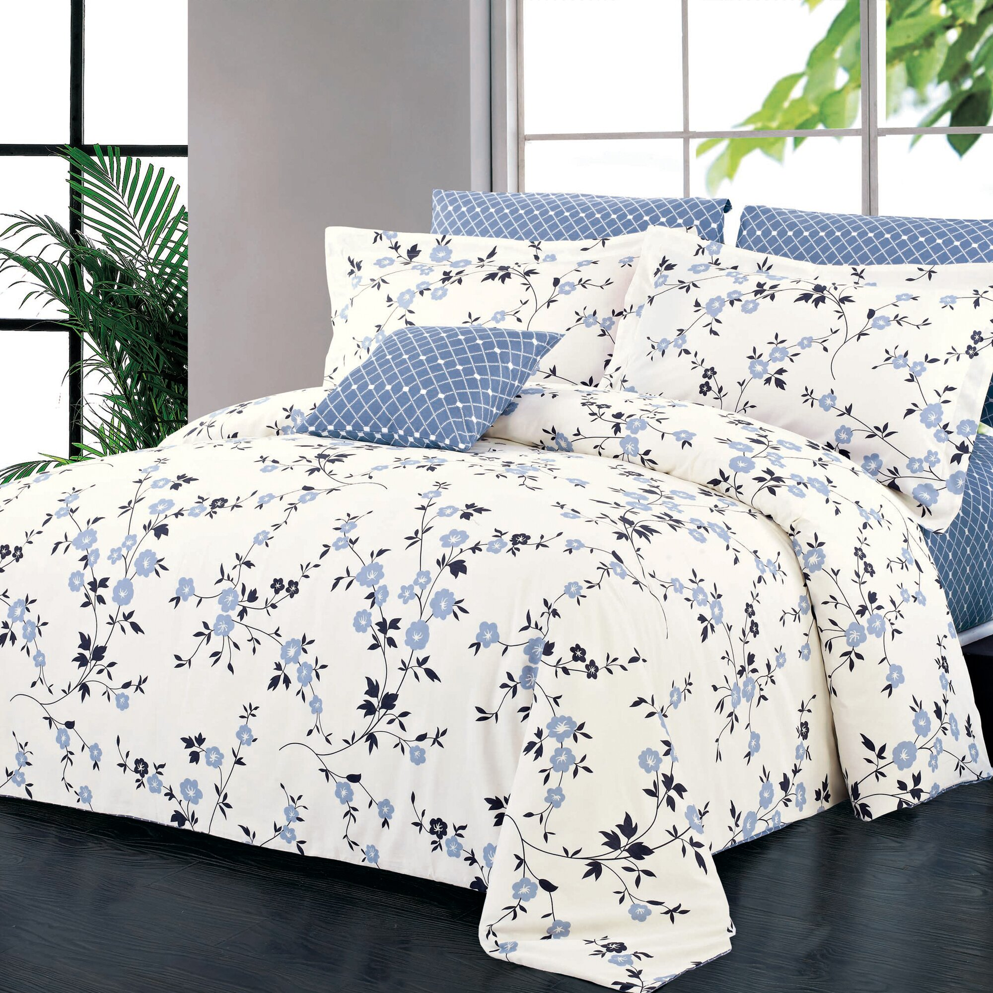 North Home Adelaide Duvet Cover Collection Amp Reviews Wayfair