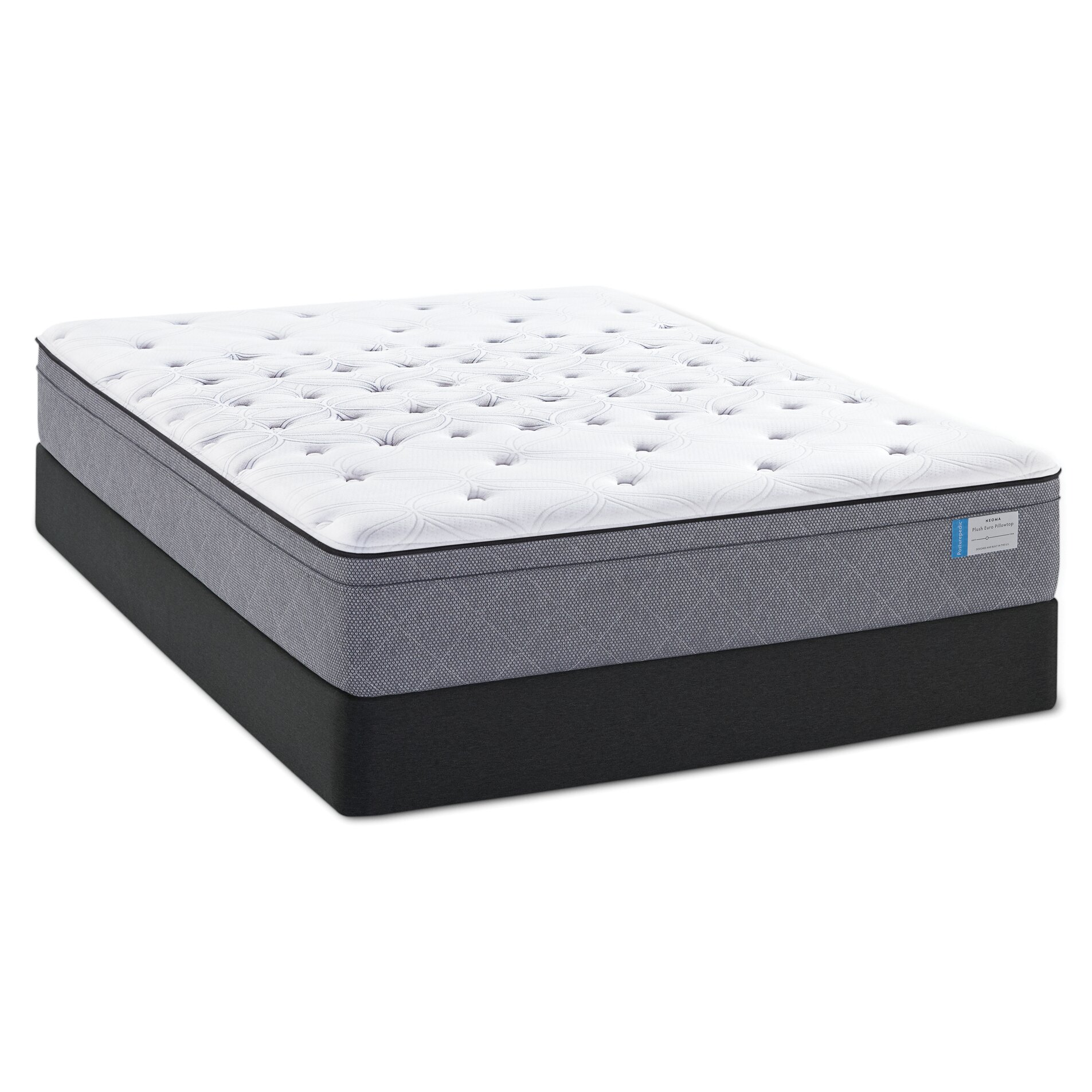 Sealy Posturepedic Firm Mattress Bing images