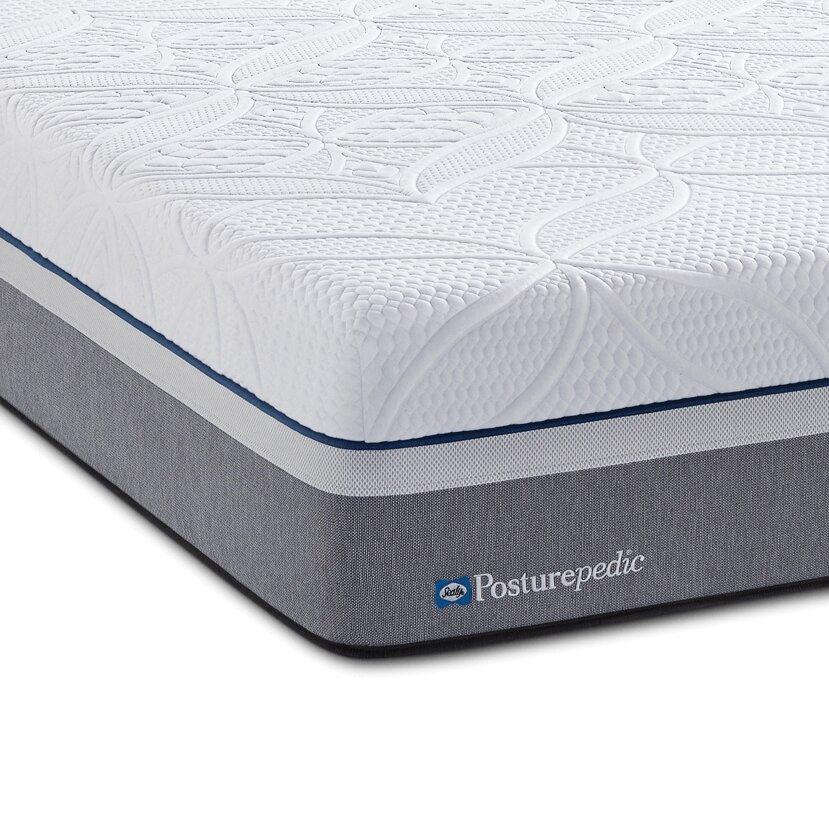 sealy posturepedic premier 13 firm hybrid mattress reviews wayfair. Black Bedroom Furniture Sets. Home Design Ideas
