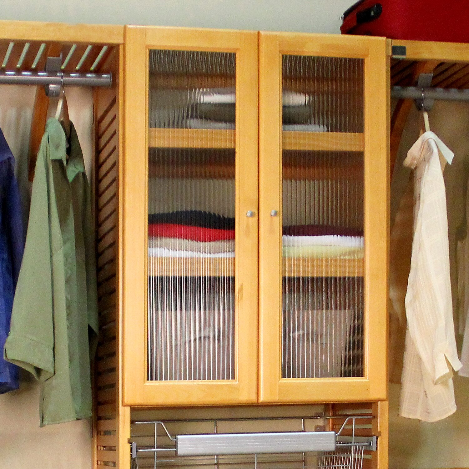 John louis home john louis home closet system doors for One day doors and closets reviews