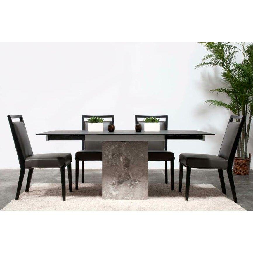 Star International Onyx Dining Table Reviews Wayfair