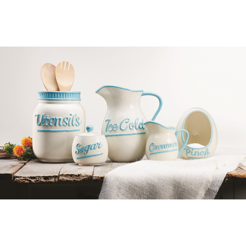 Dixie Kitchen: Global Amici Dixie Kitchen Utensil Jar & Reviews