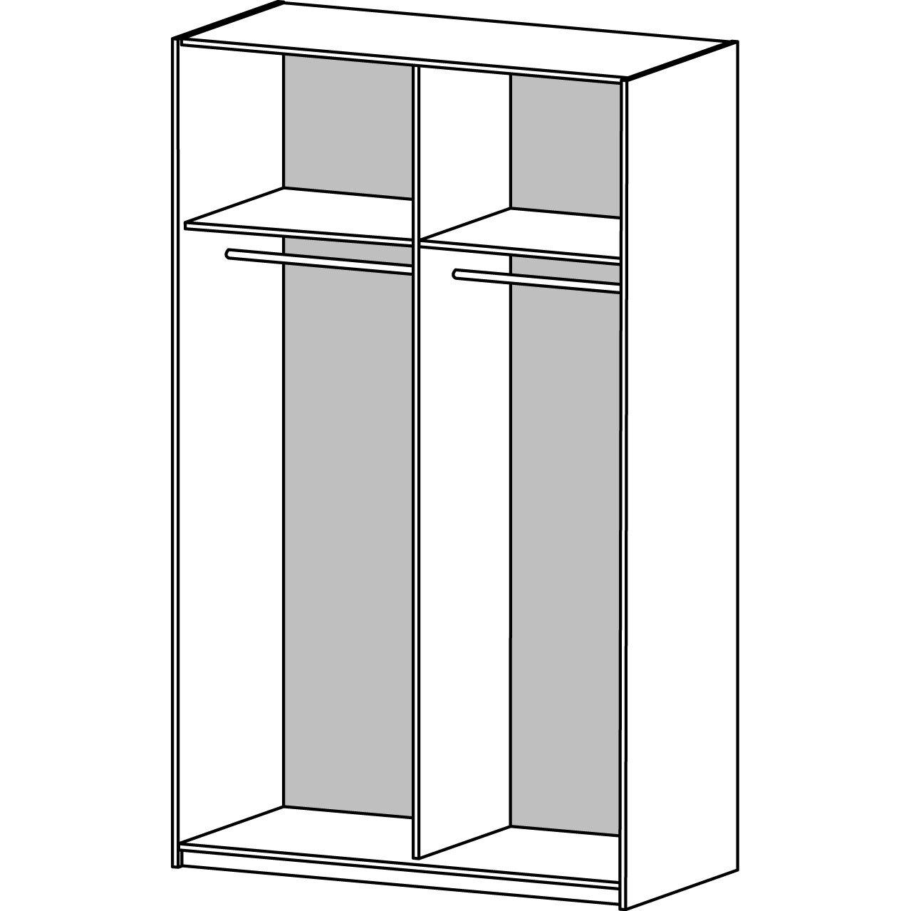 tvilum aufbewahrungsschrank verona. Black Bedroom Furniture Sets. Home Design Ideas