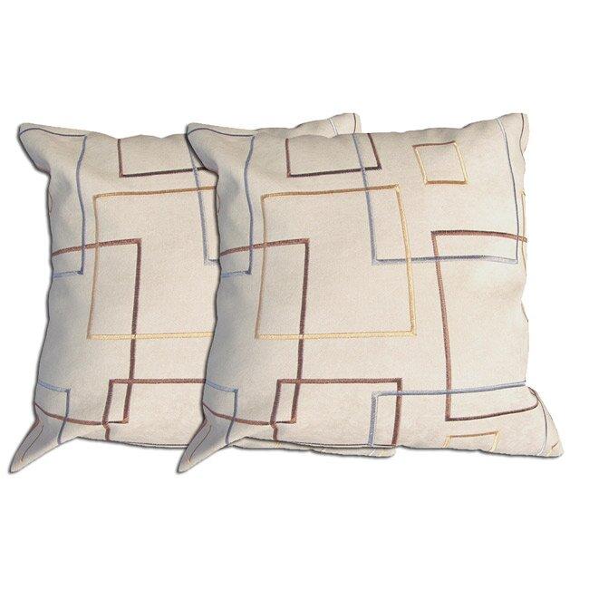 Acura Rugs Decorative Throw Pillow & Reviews Wayfair