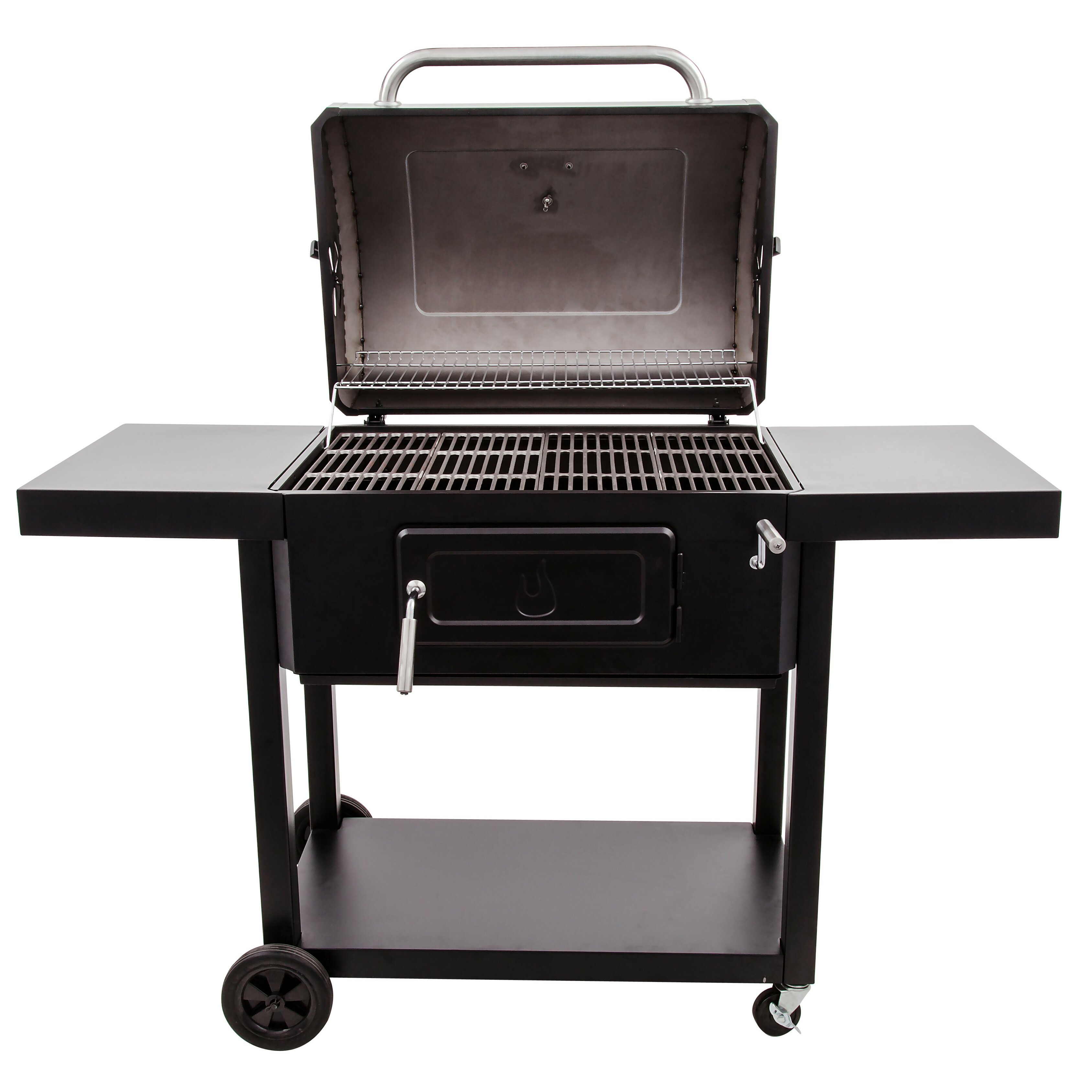 charbroil free standing charcoal grill reviews wayfair. Black Bedroom Furniture Sets. Home Design Ideas
