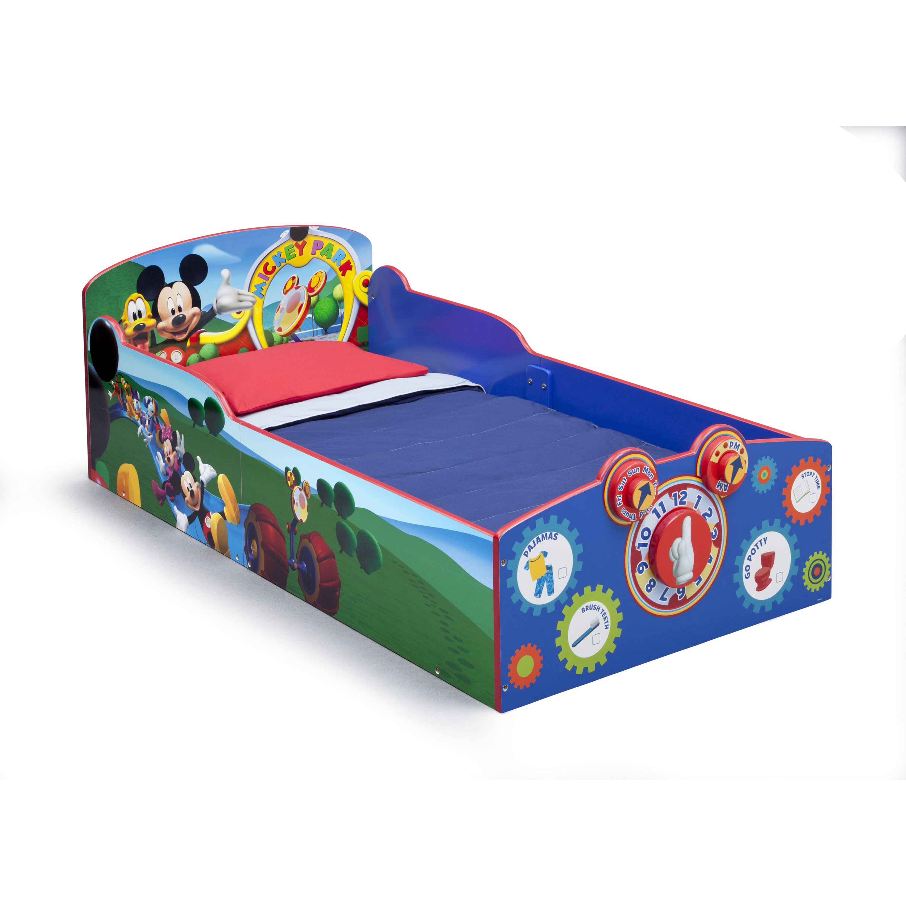 Mickey Mouse Toddler Bed Mattress
