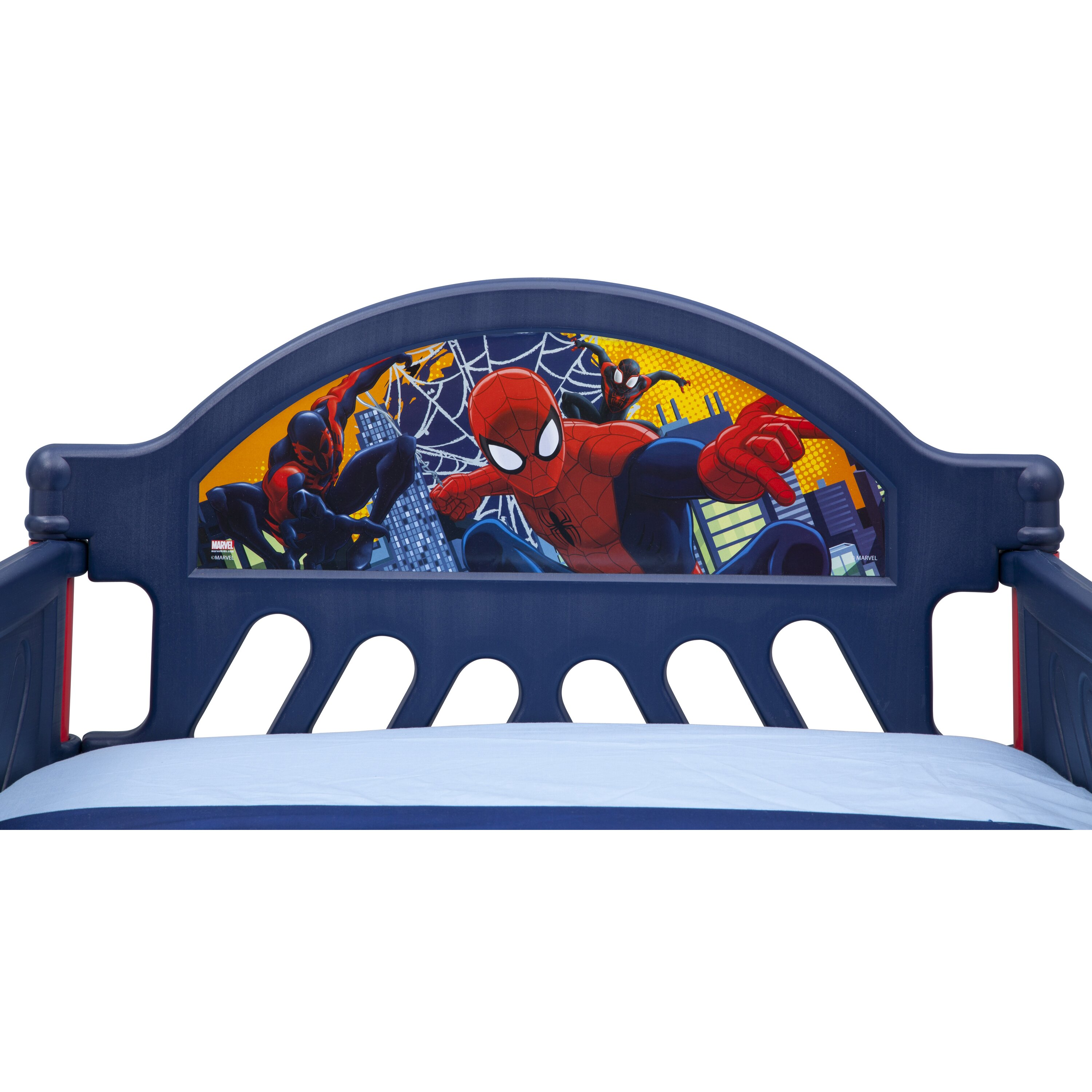 Delta Children Spider Man Convertible Toddler Bed